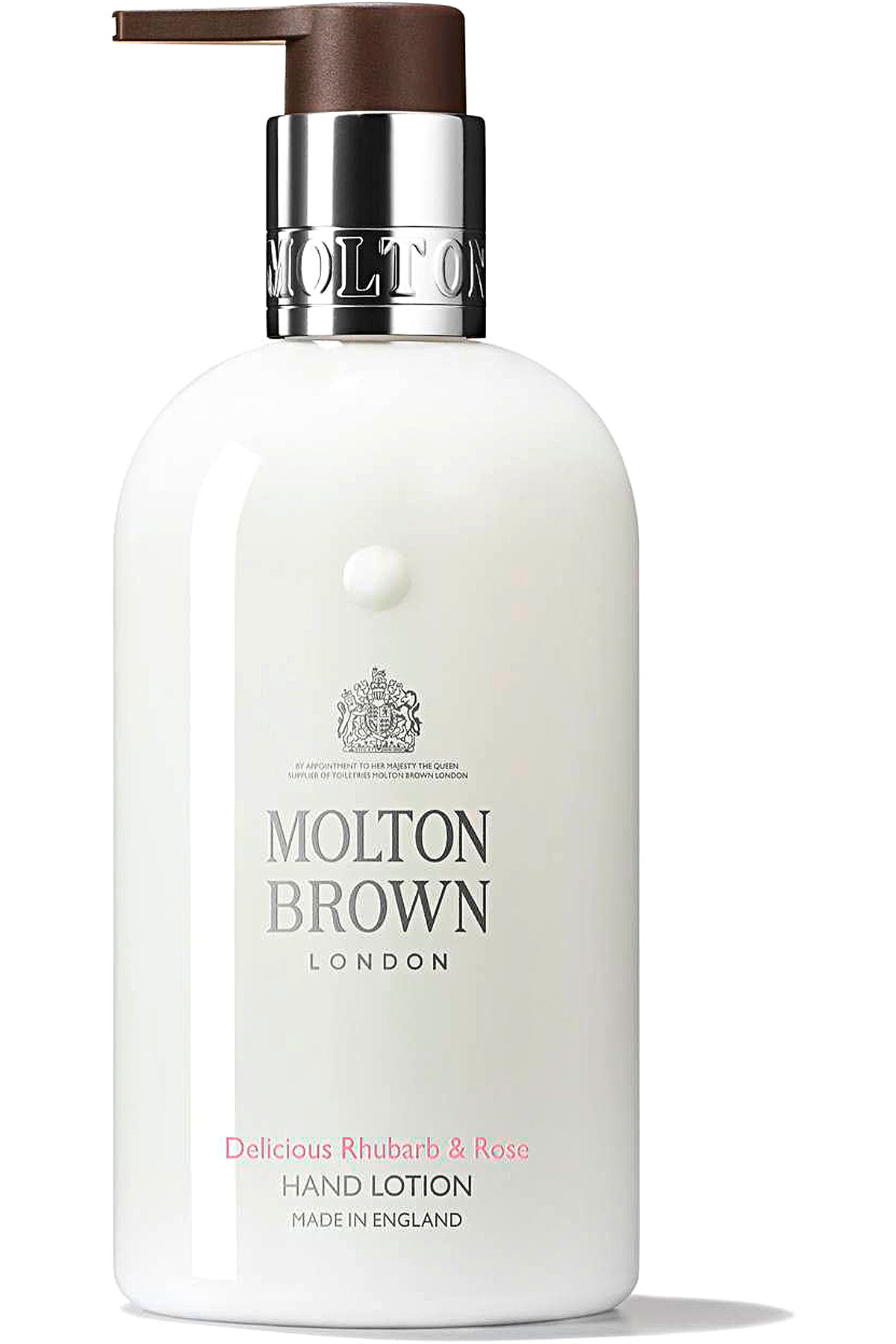 Molton Brown Beauty for Women, Delicious Rhubarb & Rose - Hand Lotion - 300 Ml, 2019, 300 ml