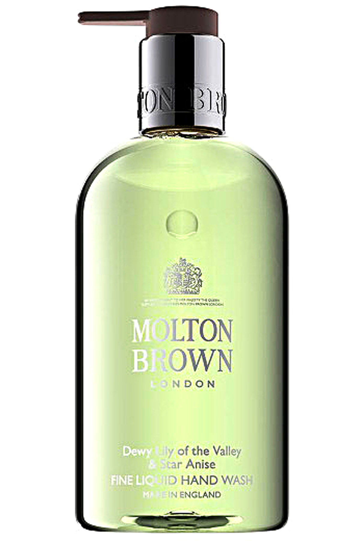 Molton Brown Beauty for Women, Dewy Lily Of The Valley & Star Anise - Liquid Hand Wash - 300 Ml, 2019, 300 ml