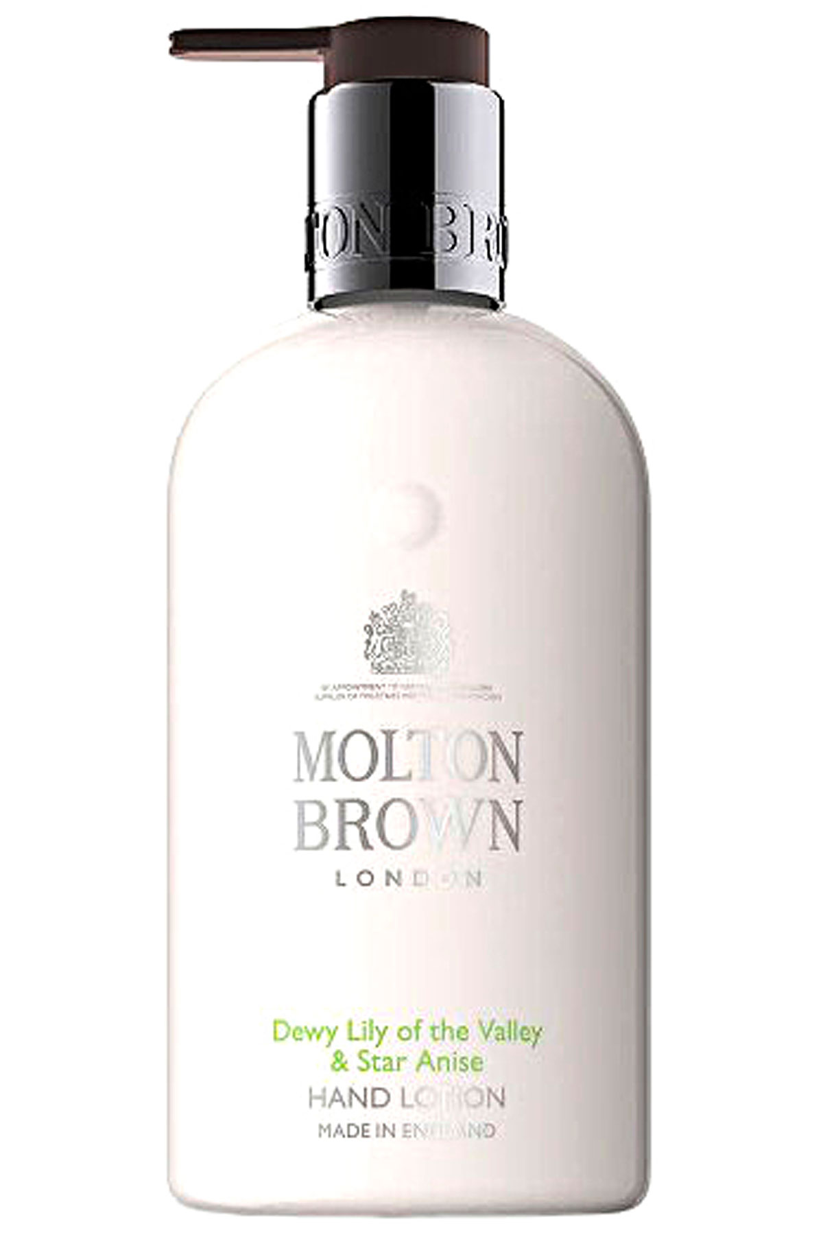 Molton Brown Beauty for Women, Dewy Lily Of The Valley & Star Anise - Hand Lotion - 300 Ml, 2019, 300 ml