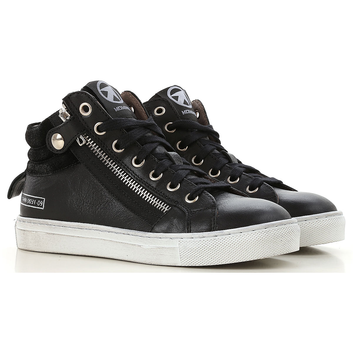 Image of Momino Kids Shoes for Boys, Black, Leather, 2017, 26 27 28 29 30 31 32 33 34 35 36 38