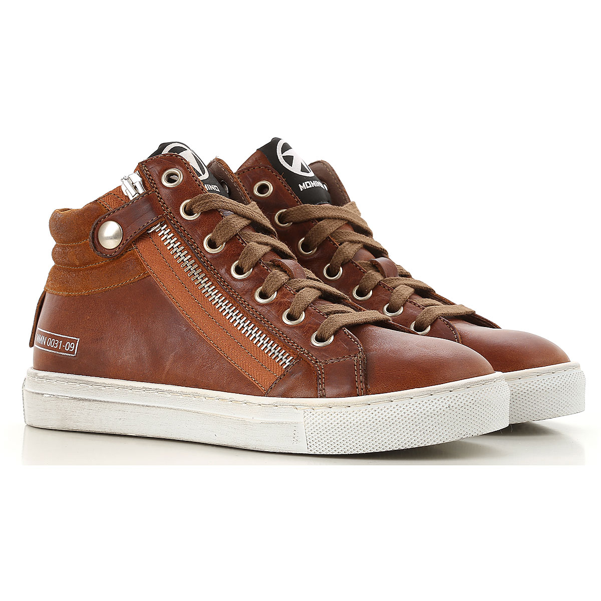 Image of Momino Kids Shoes for Boys, Brown, Leather, 2017, 31 32 34 35 36 37 38