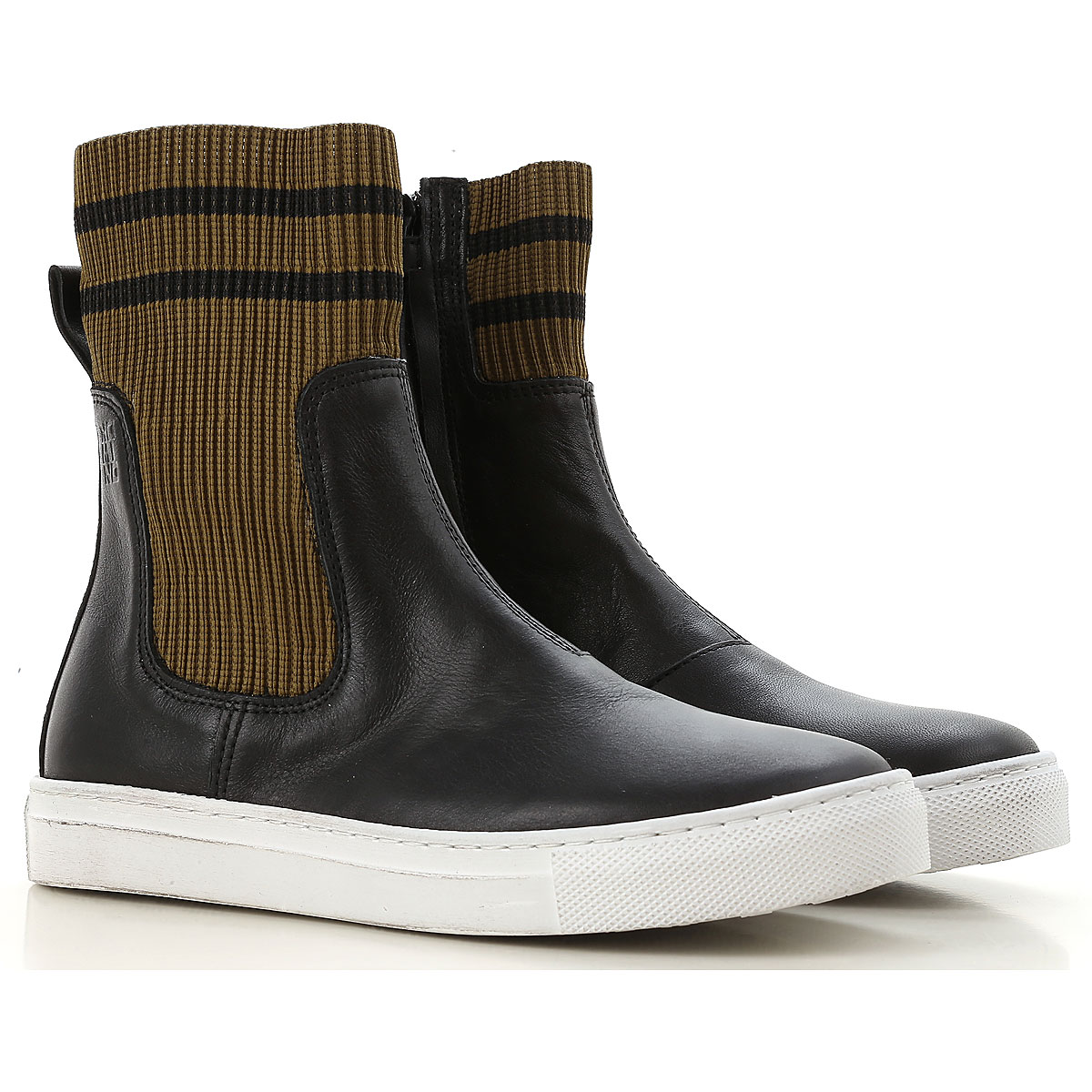 Image of Momino Kids Shoes for Boys, Black, Leather, 2017, 31 32 33 35 36 37 38