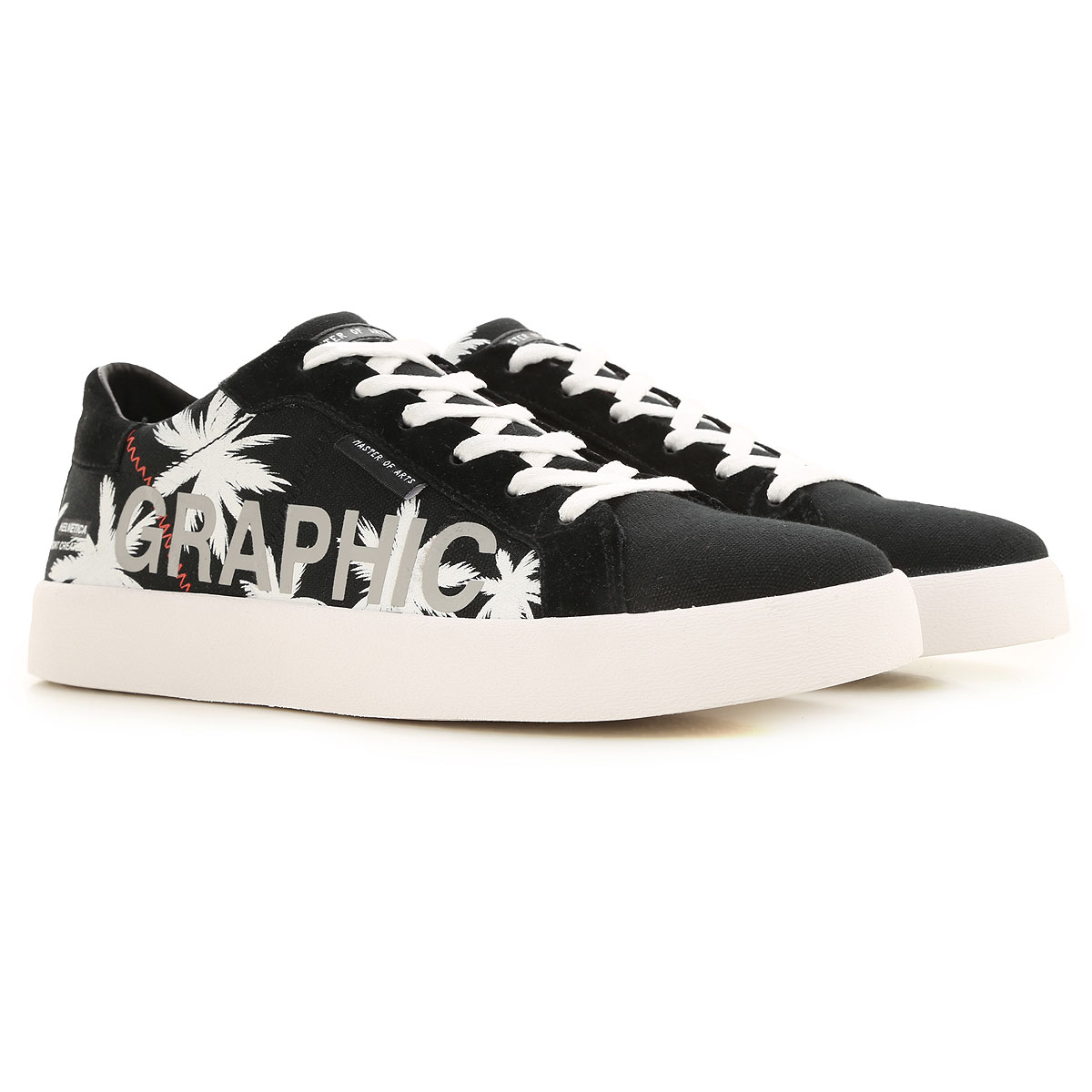Moa Master of Arts Sneakers for Men On Sale, Black, Fabric, 2019, 10 10.5 11.5 8 9