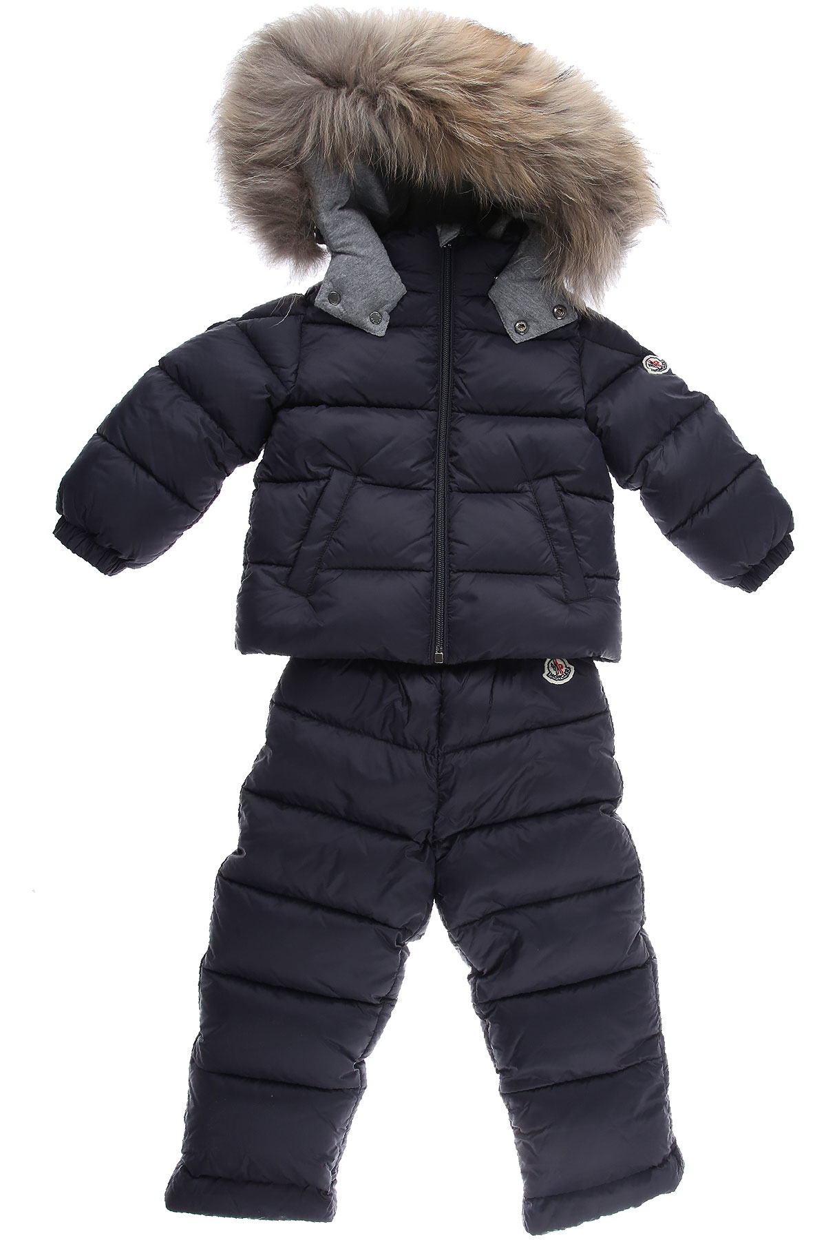 Moncler Baby Sets for Boys On Sale, Blue, polyamide, 2019, 24M 2Y 3Y