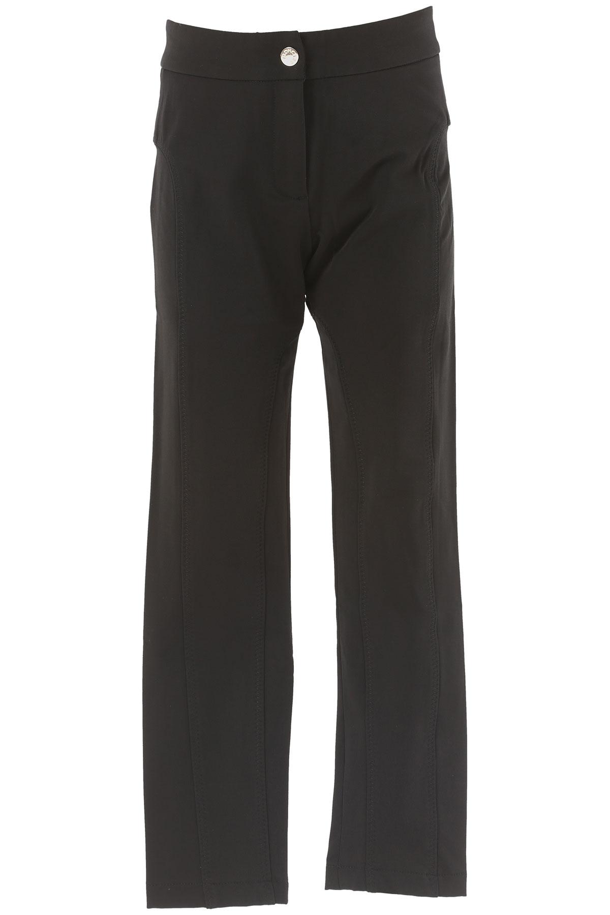 Moncler Pantalons Enfant pour Garçon Pas cher en Soldes Outlet, Noir, Polyamide, 2017, 10Y 12Y 14Y 8Y