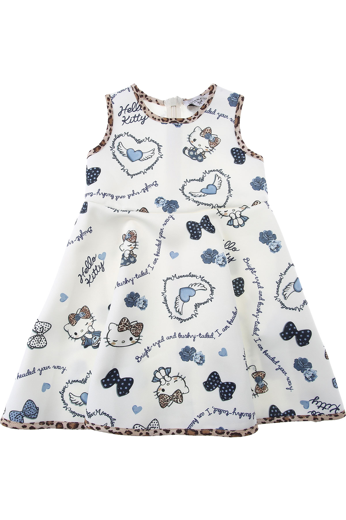 Monnalisa Baby Dress for Girls On Sale, polyester, 2019, 12M 18M 2Y 6M 9M
