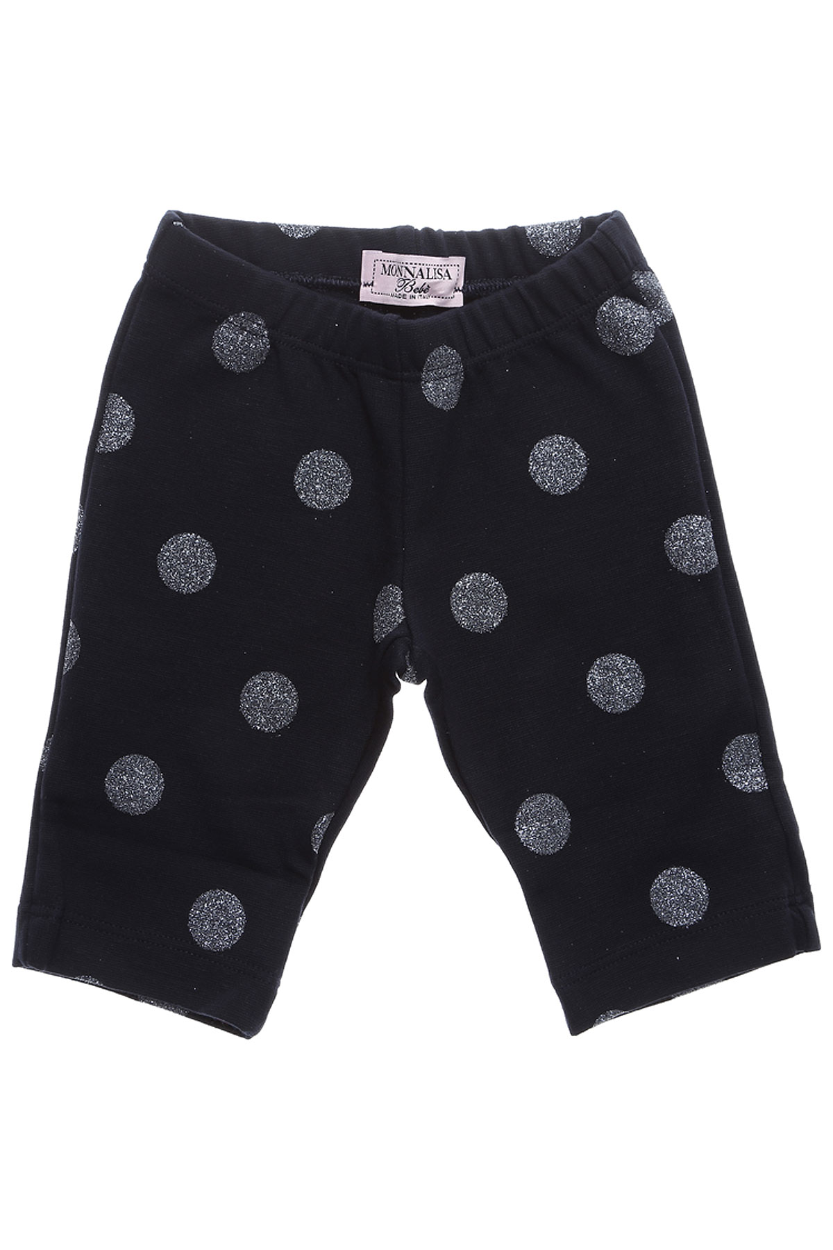 Monnalisa Baby Pants for Girls On Sale in Outlet, Blue, viscosa, 2019, 3M 6M