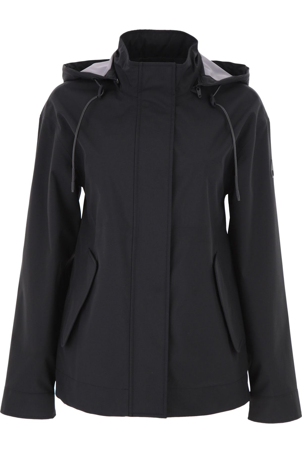 Moose Knuckles Jacket for Women On Sale, Black, polyester, 2019, 2 6