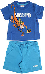 Moschino Baby Boyl Clothes