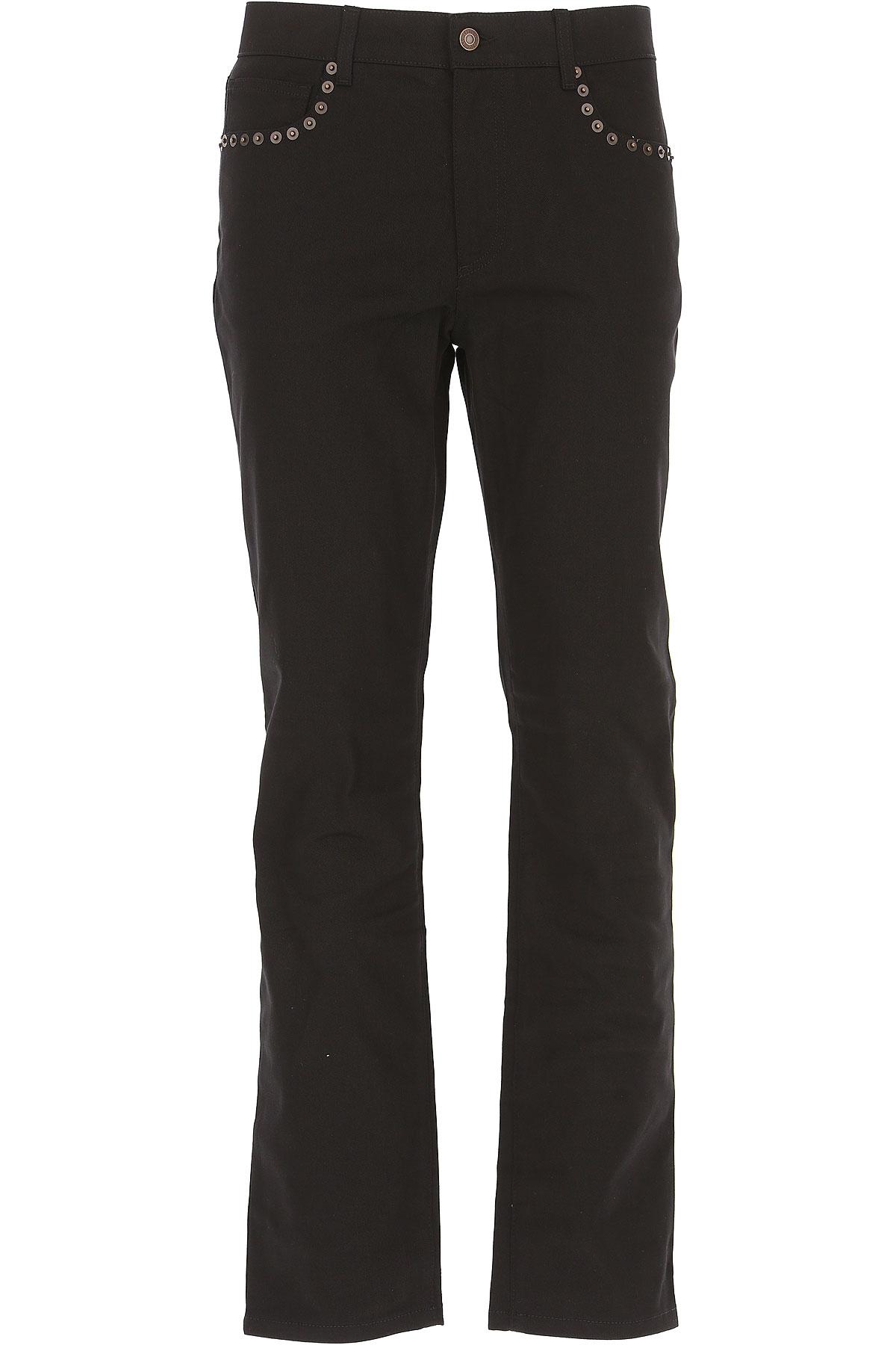Moschino Jeans On Sale, Black, Cotton, 2017, 30 32 36 USA-447978