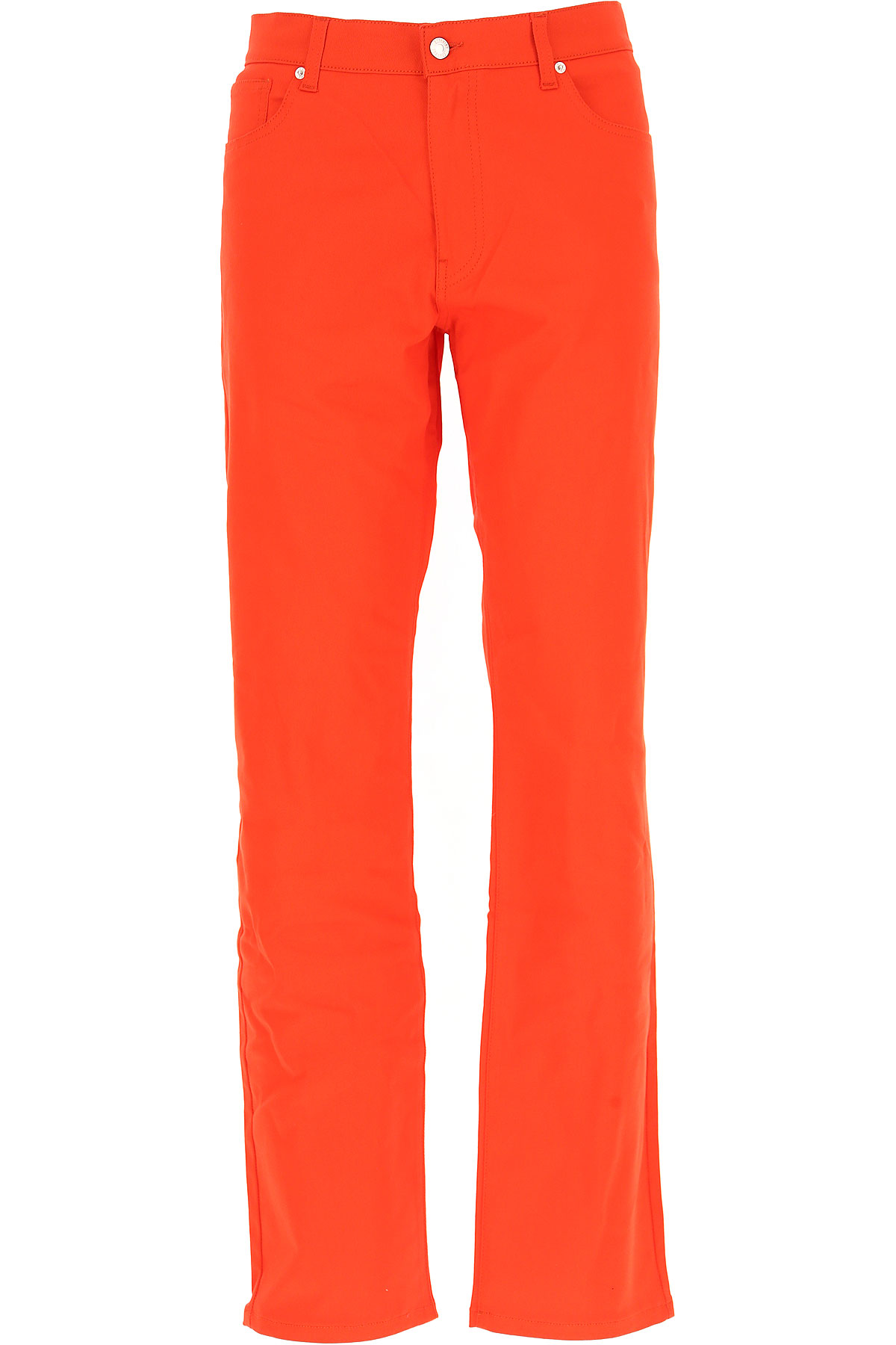 Moschino Jeans On Sale, Red, Cotton, 2017, 30 34 USA-447990