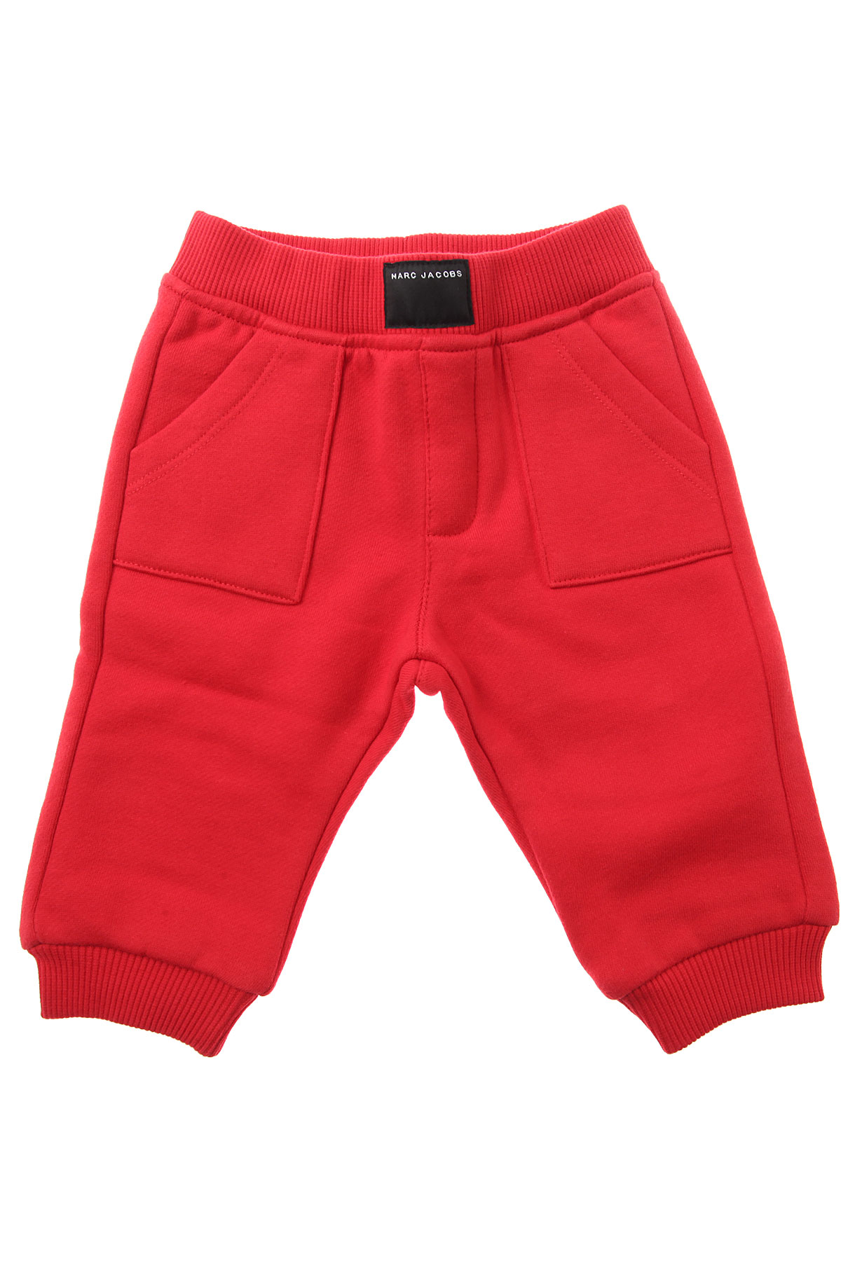 Image of Marc Jacobs Baby Pants for Boys, Red, Cotton, 2017, 12M 18M 2Y 3Y 6M 9M
