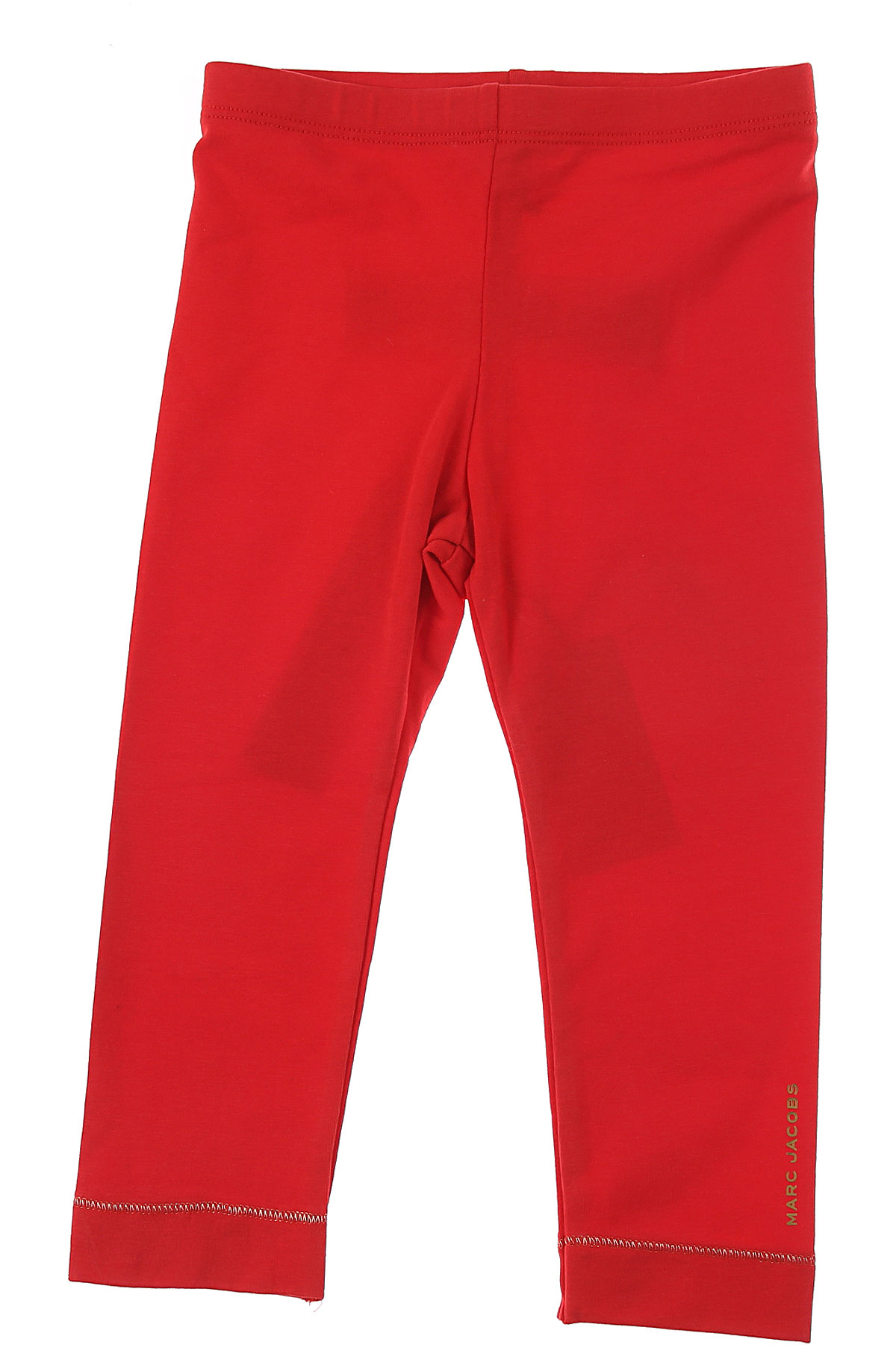 Marc Jacobs Baby Pants for Girls On Sale, Red, Cotton, 2019, 12M 18M 2Y 3Y 6M 9M