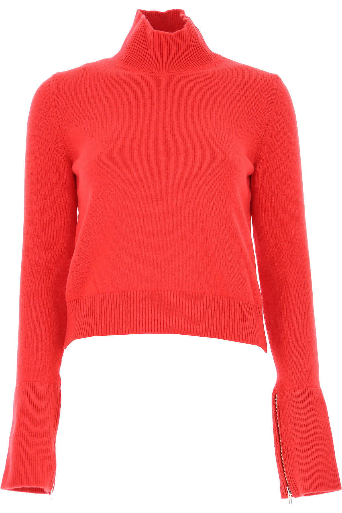 Image of MRZ Sweater for Women Jumper, Red, Wool, 2017, 4 6