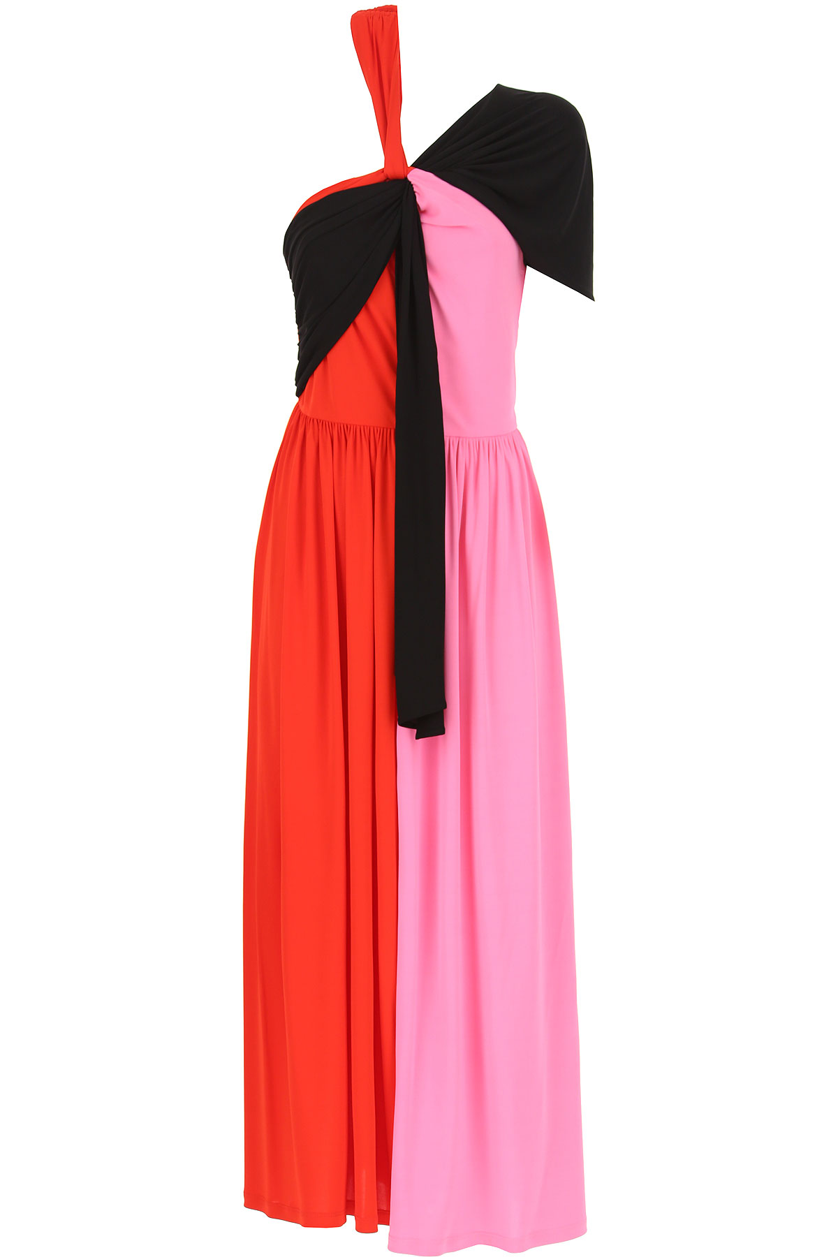 MSGM Dress for Women, Evening Cocktail Party, Pink, Viscose, 2017, 4 4 6 8