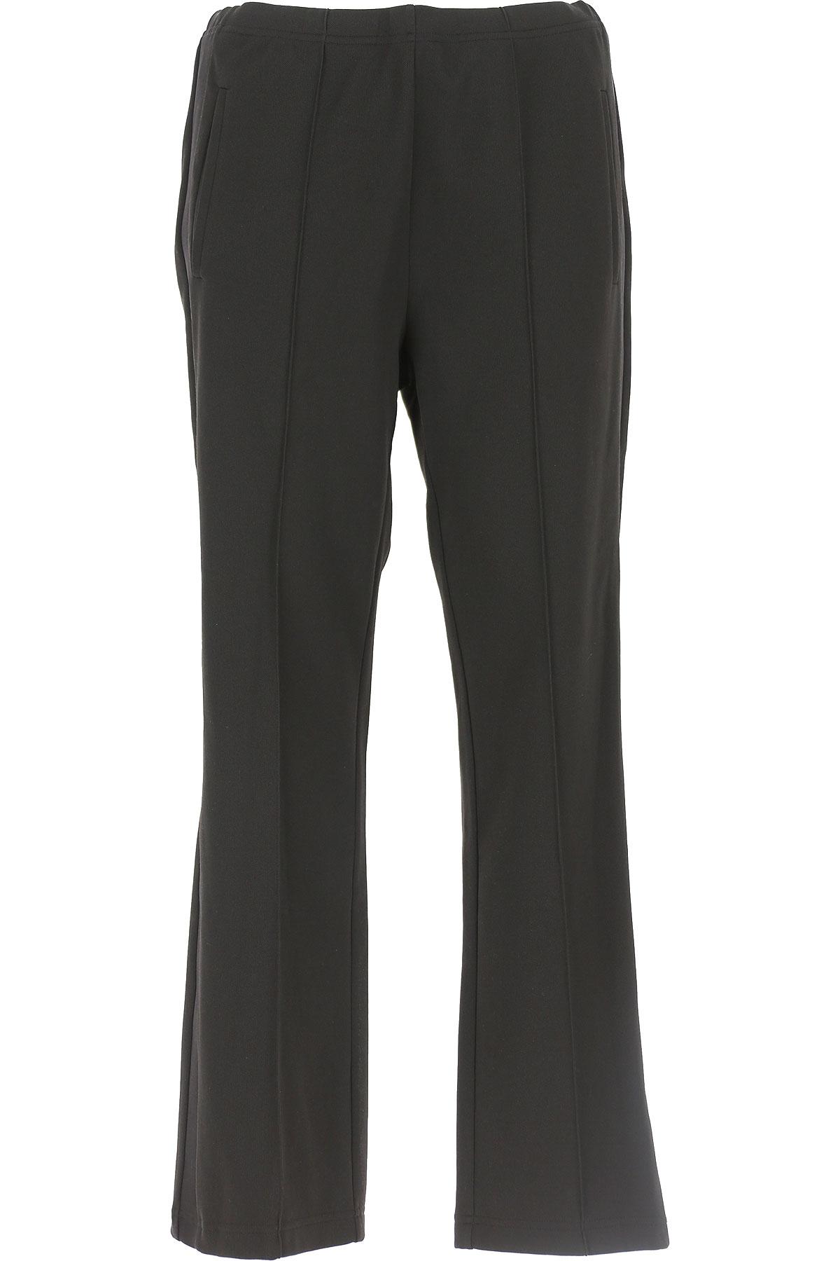Maison Martin Margiela Pants for Men On Sale in Outlet, Black, polyester, 2019, 32 34