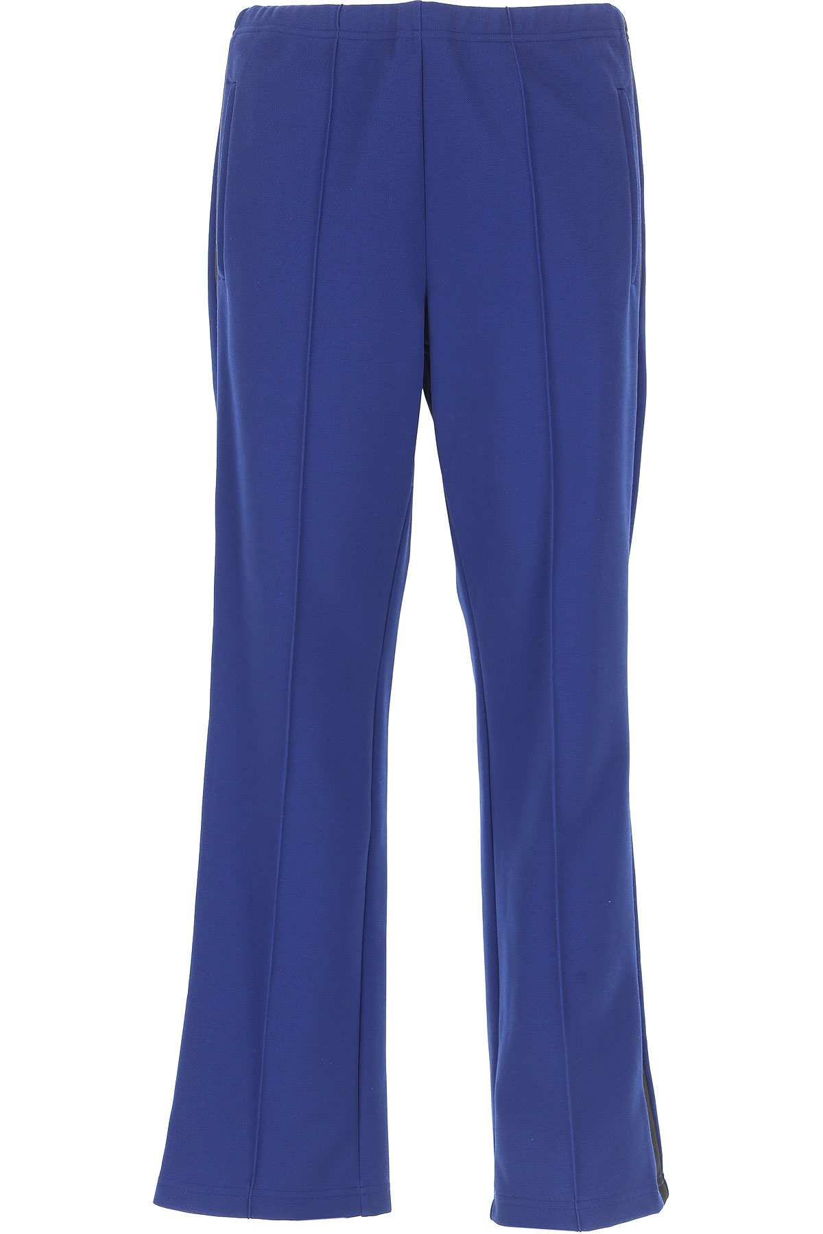 Maison Martin Margiela Pants for Men On Sale in Outlet, Electric Blue, polyester, 2019, 32 34