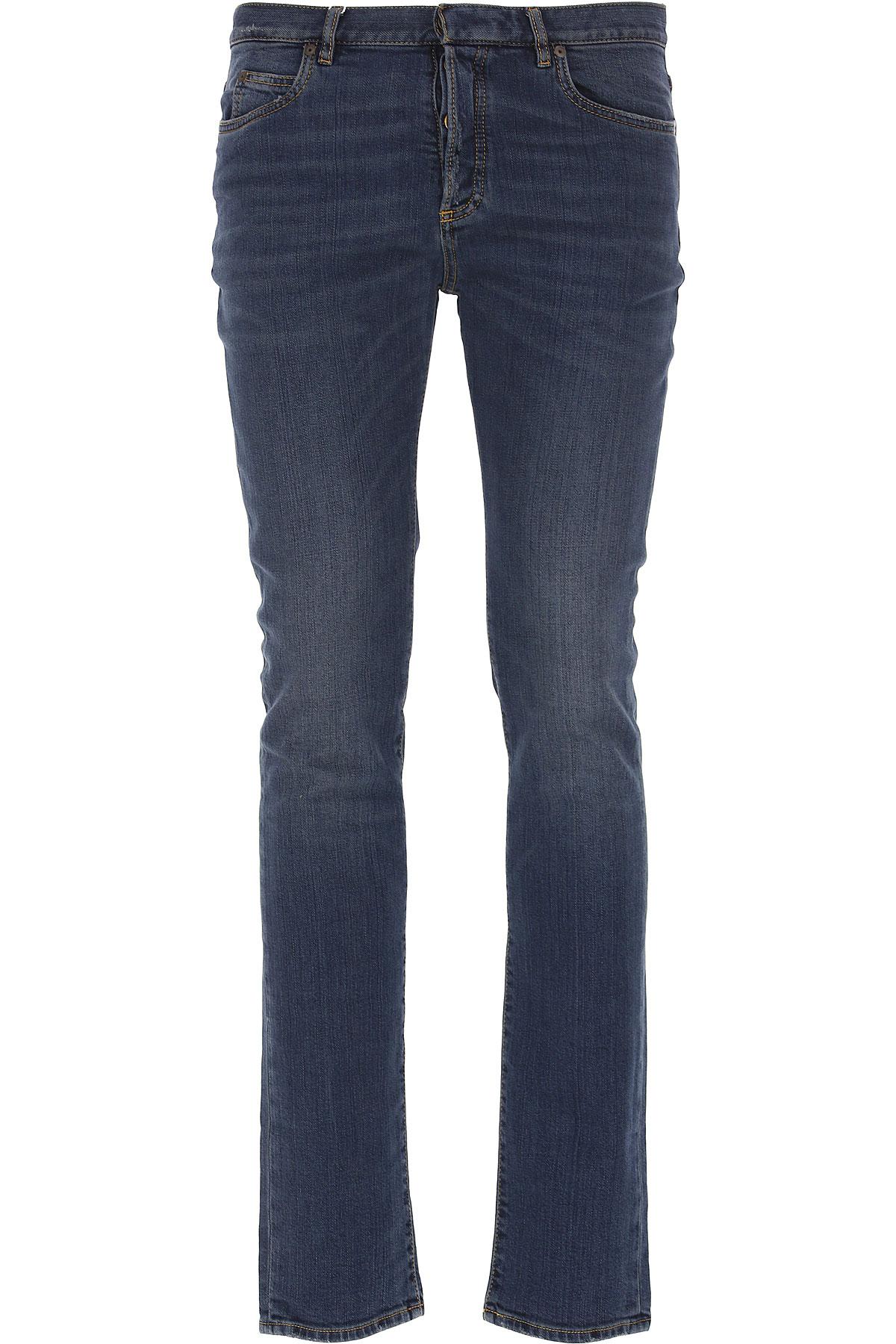 Maison Martin Margiela Jeans On Sale, blue Jeans, Cotton, 2017, 30 33 34 USA-428028