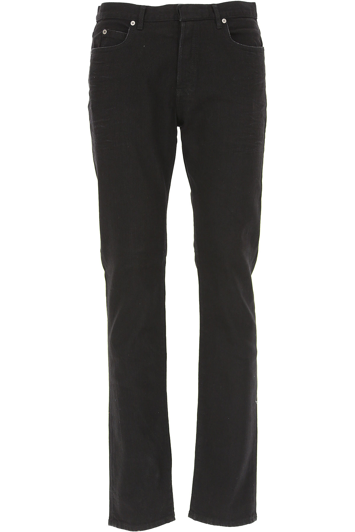 Maison Martin Margiela Jeans On Sale in Outlet, Black, Cotton, 2017, 29 33 34