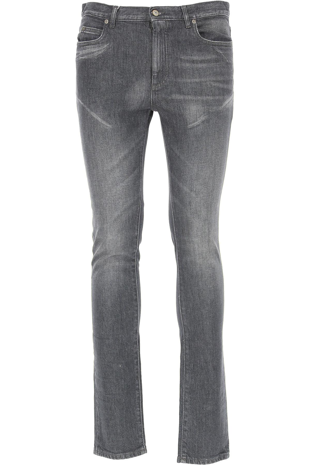 Maison Martin Margiela Jeans On Sale, Grey, Cotton, 2017, 29 30 31 32 33 34 USA-466678