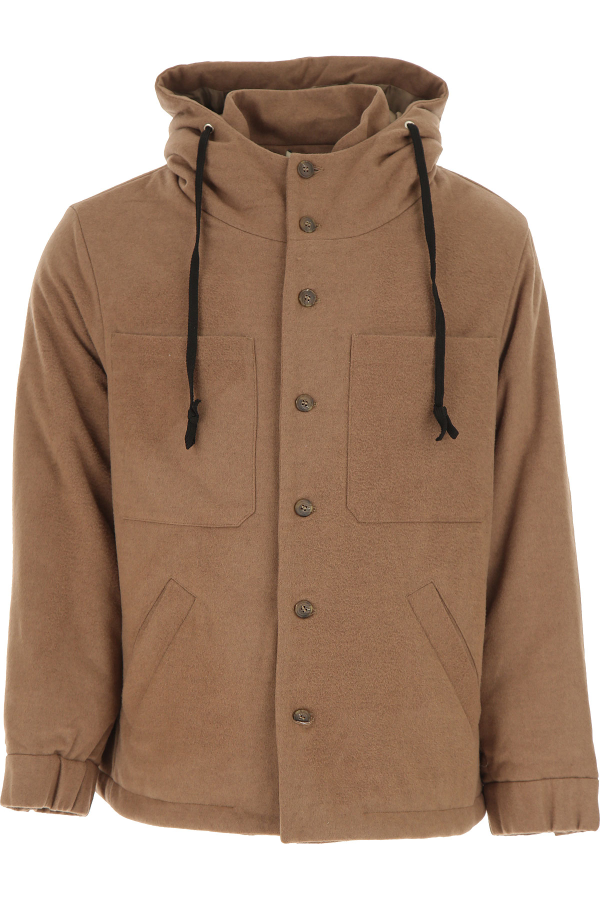 Image of Maison Flaneur Jacket for Men, Camel, Wool, 2017, M S XL
