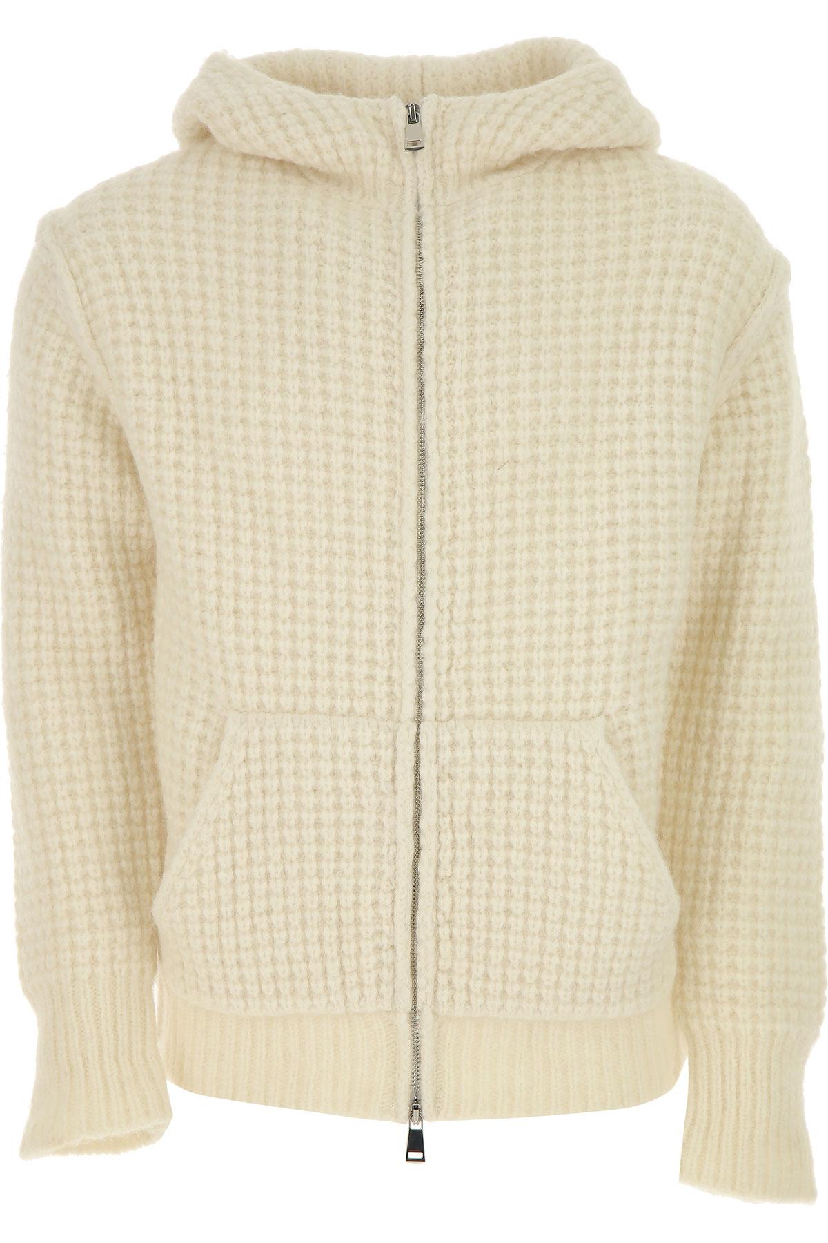 Image of Maison Flaneur Sweatshirt for Men, White, alcapa, 2017, L XL