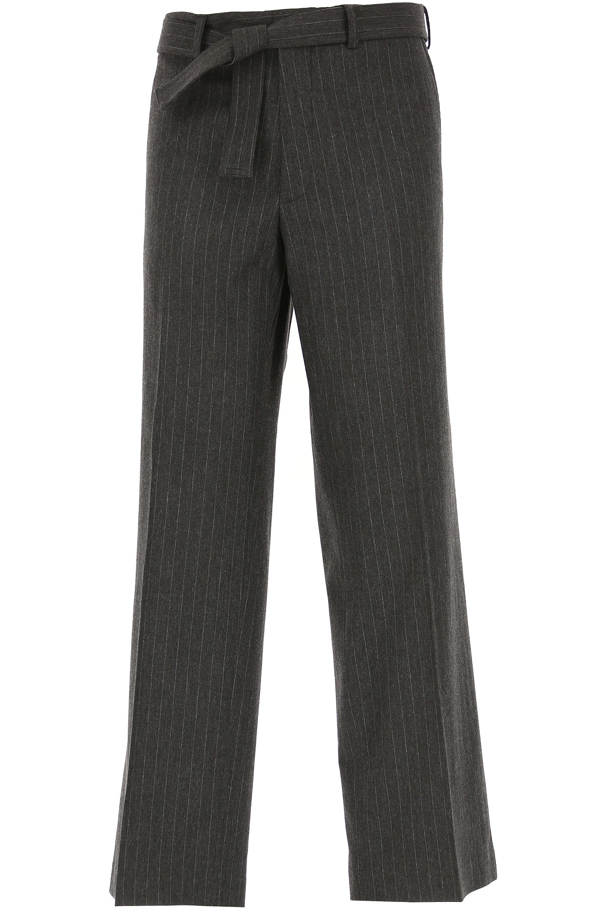 Maison Flaneur Pants for Men On Sale, Anthracite, polyester, 2019, 30 32 34 36