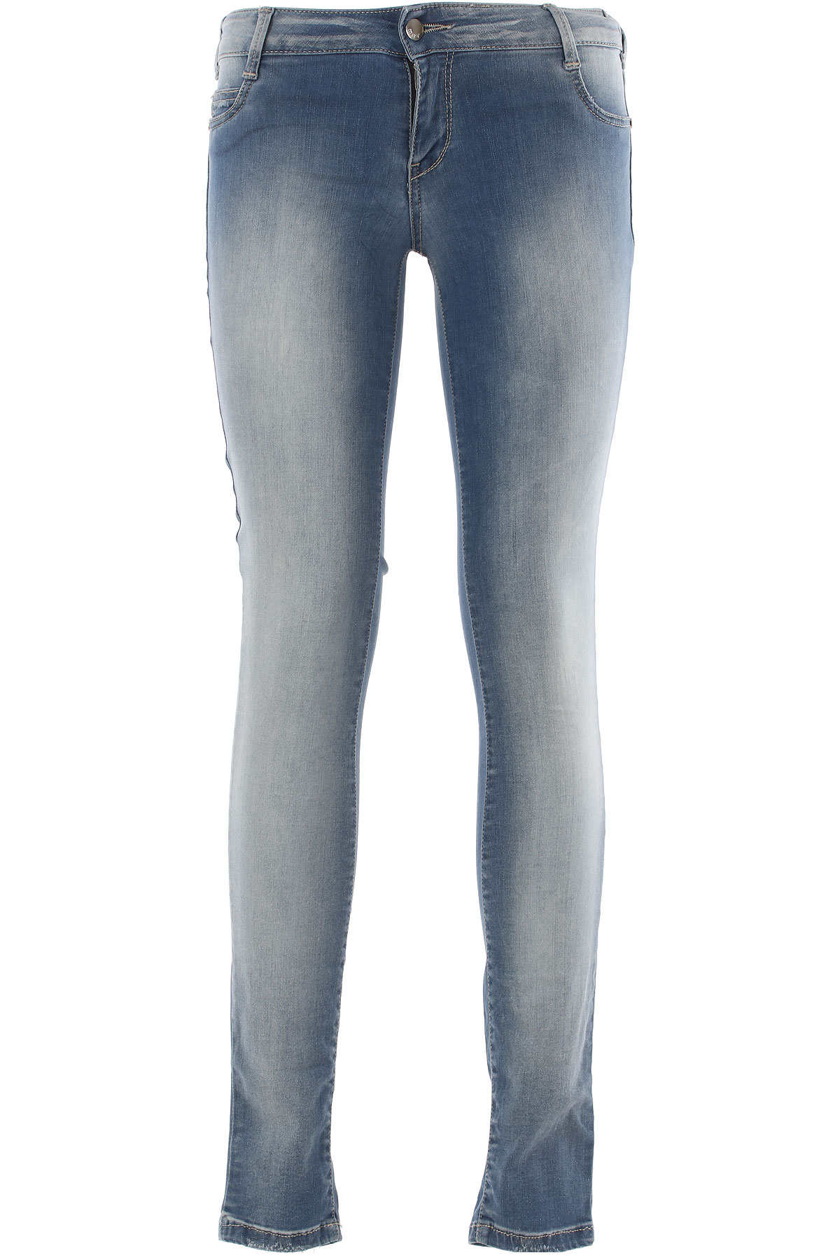 Image of Met Jeans On Sale in Outlet, Denim Blue, Cotton, 2017, 25 29