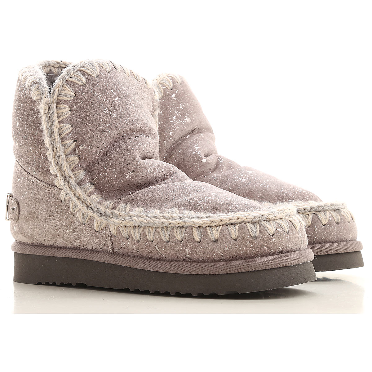 Mou Boots for Women, Booties On Sale in Outlet, Smoke, Cow Skin, 2019, EUR 37 - UK 4 - USA 6.5 EUR 40 - UK 7 - USA 9.5