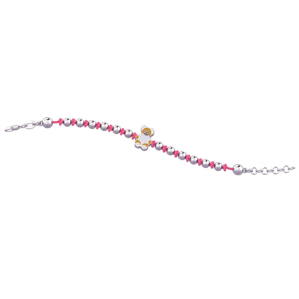 Nanan Bracelet Femme, Argent, Argent 925, 2017