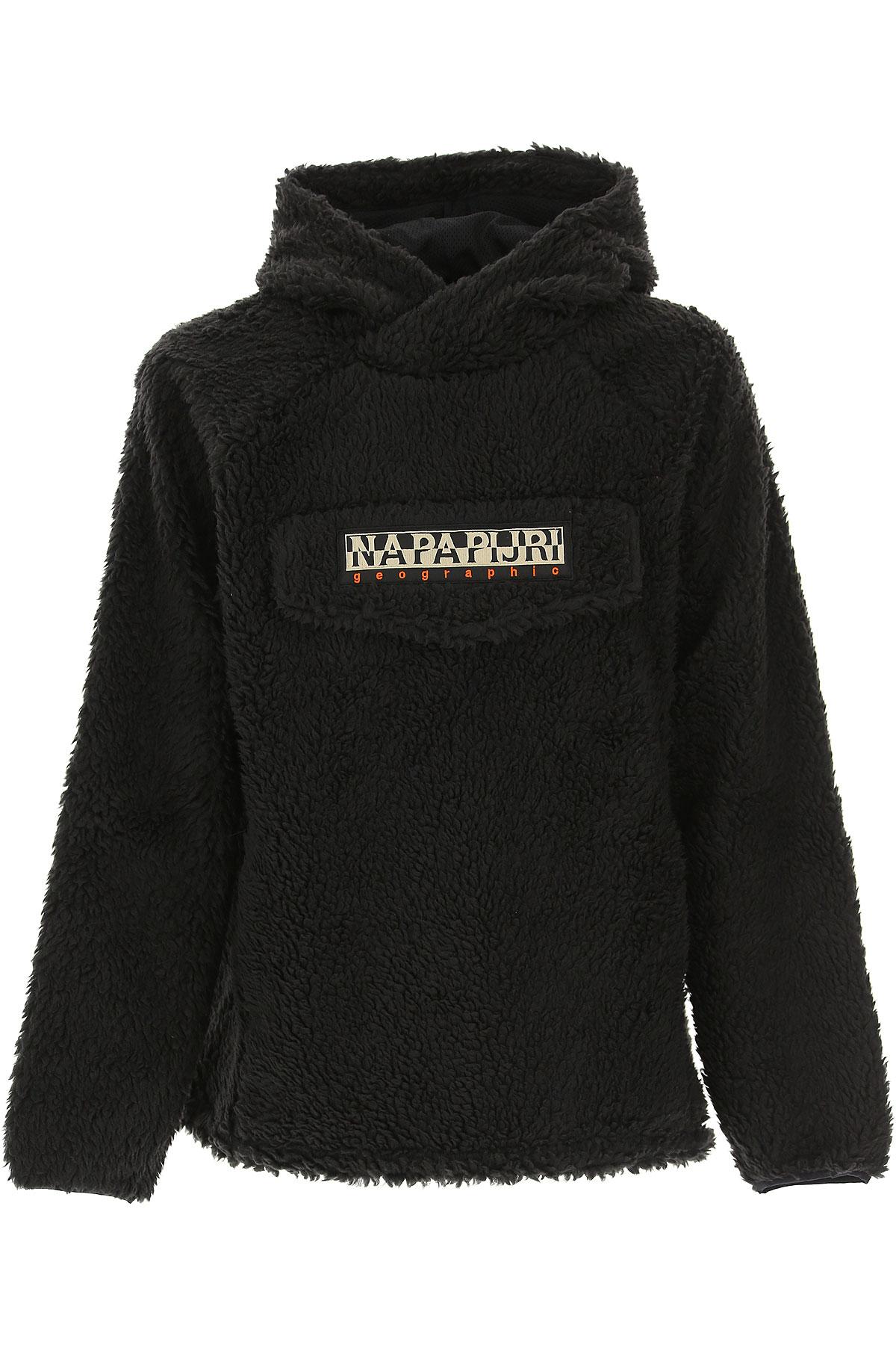 Image of Napapijri Down Jacket for Men, Puffer Ski Jacket, Black, polyester, 2017, L M S XL XXL