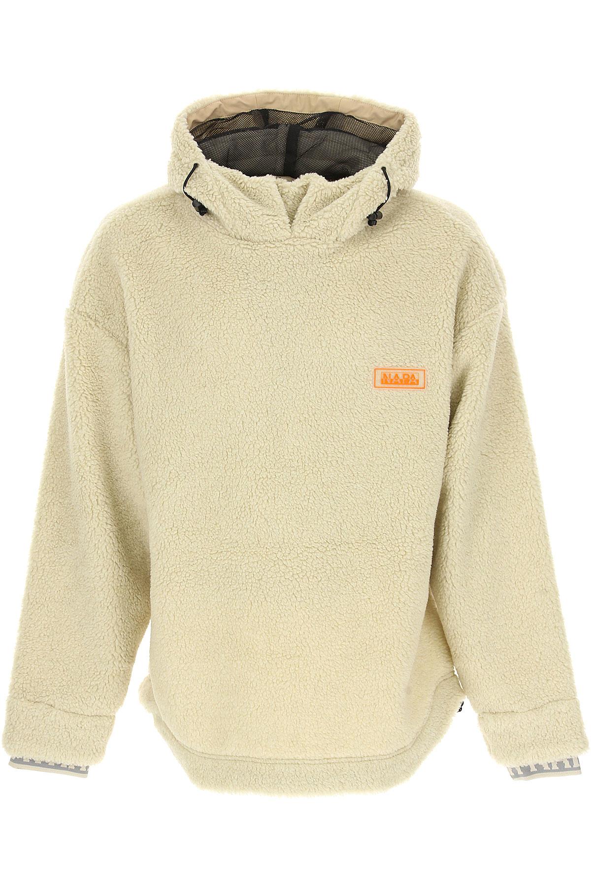Image of Napapijri Sweater for Men Jumper, Natural, polyester, 2017, L M S XL