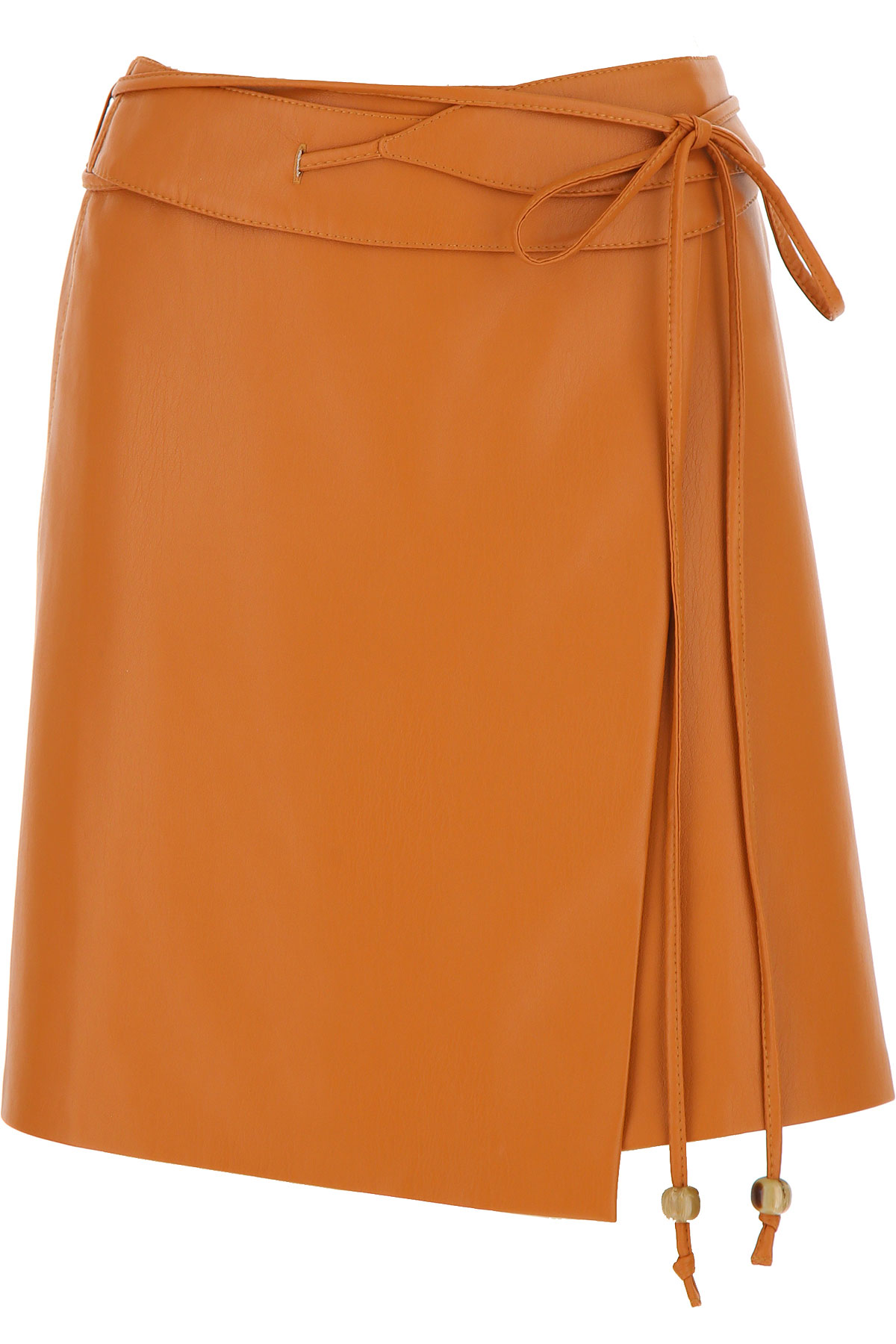 Nanushka Skirt for Women On Sale, Luggage Brown, polyestere, 2019, M (IT 42 ) XS (IT 38)