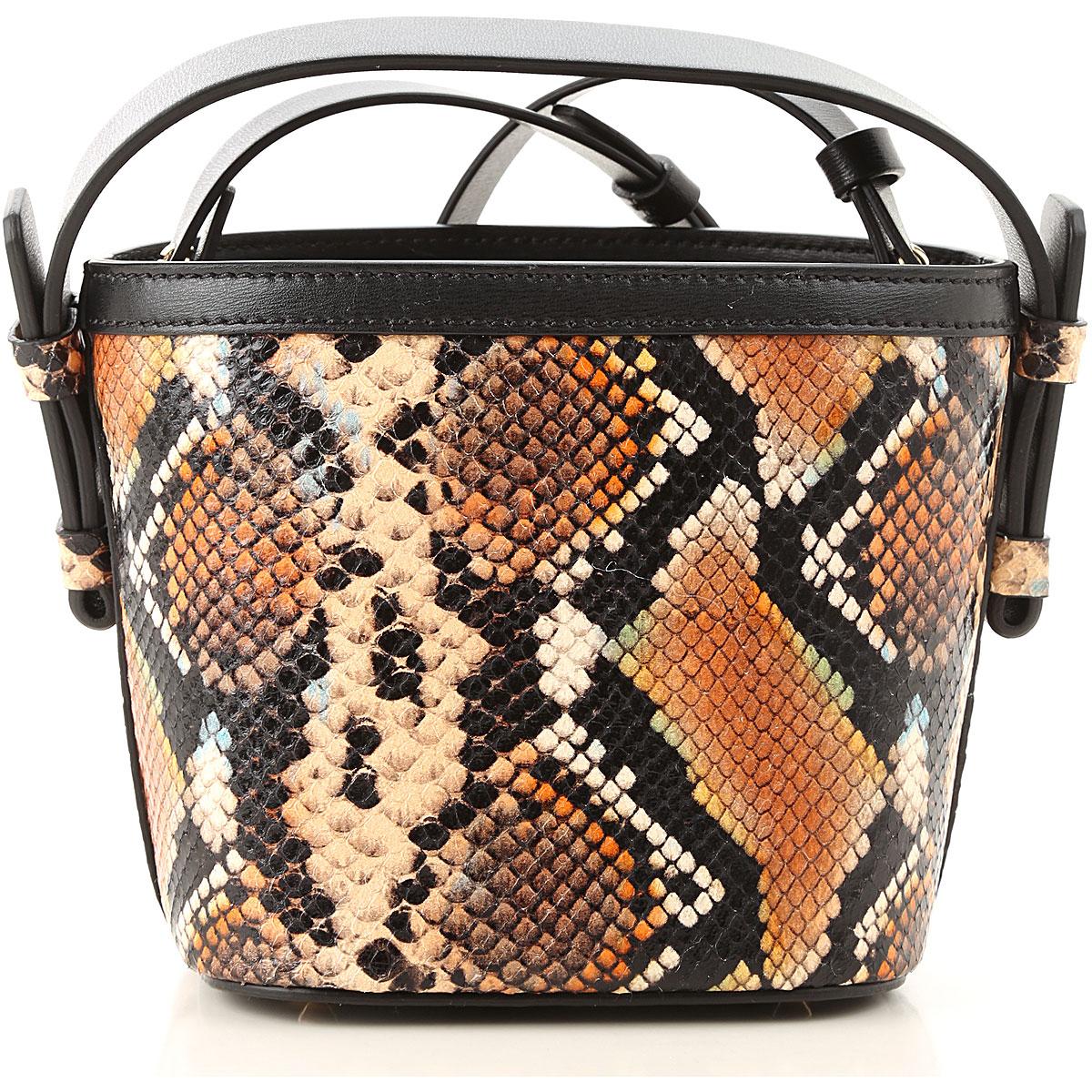 Nico Giani Shoulder Bag for Women On Sale, Multicolor, Leather, 2019