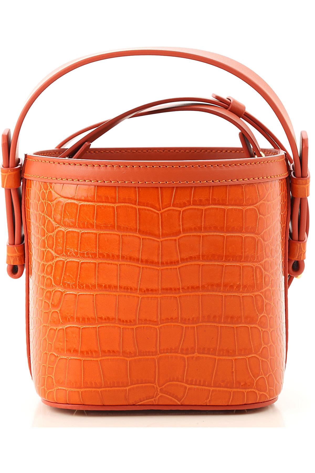Nico Giani Shoulder Bag for Women On Sale, Brick, Leather, 2019