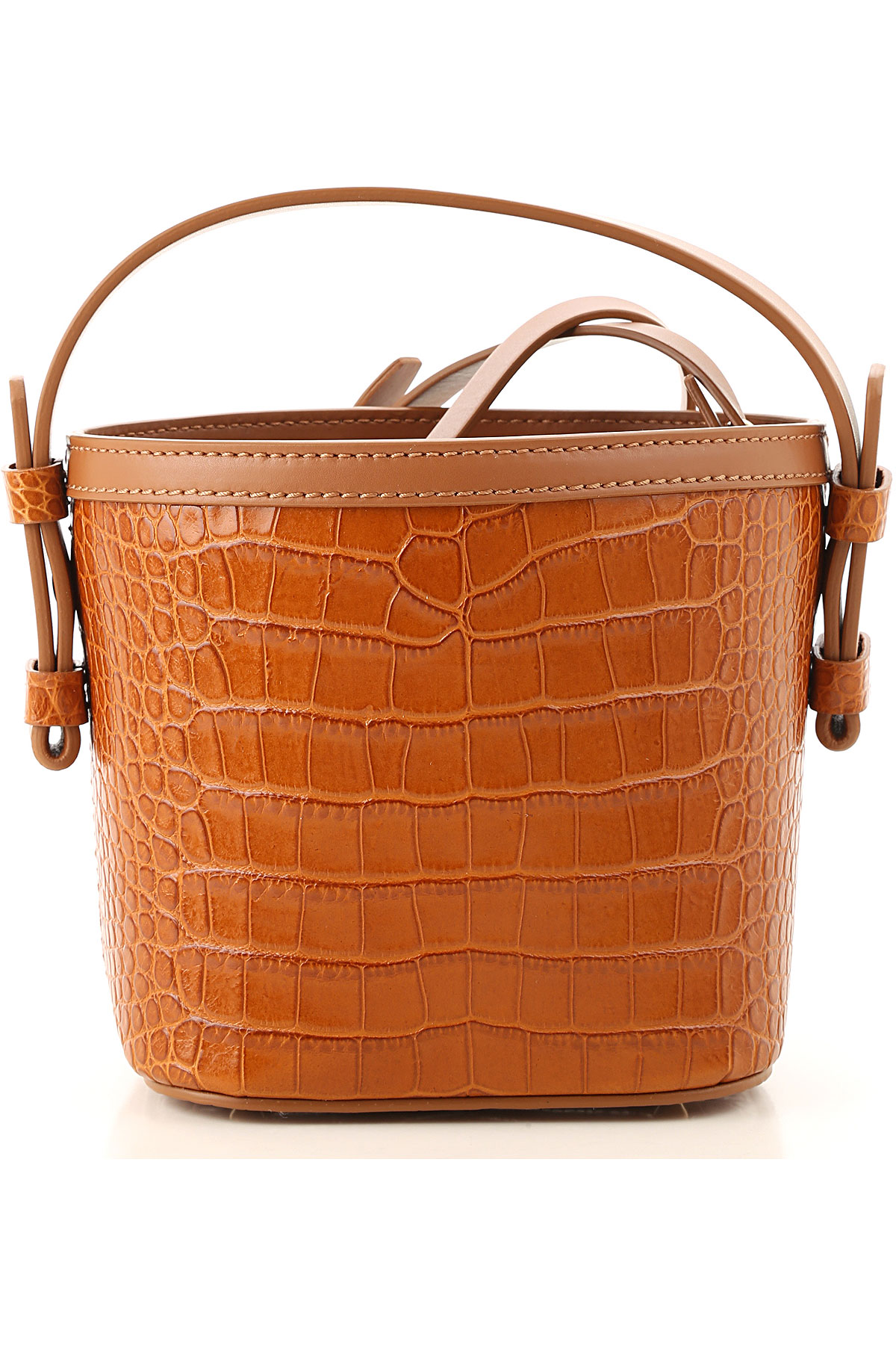Nico Giani Shoulder Bag for Women On Sale, Brown, Leather, 2019