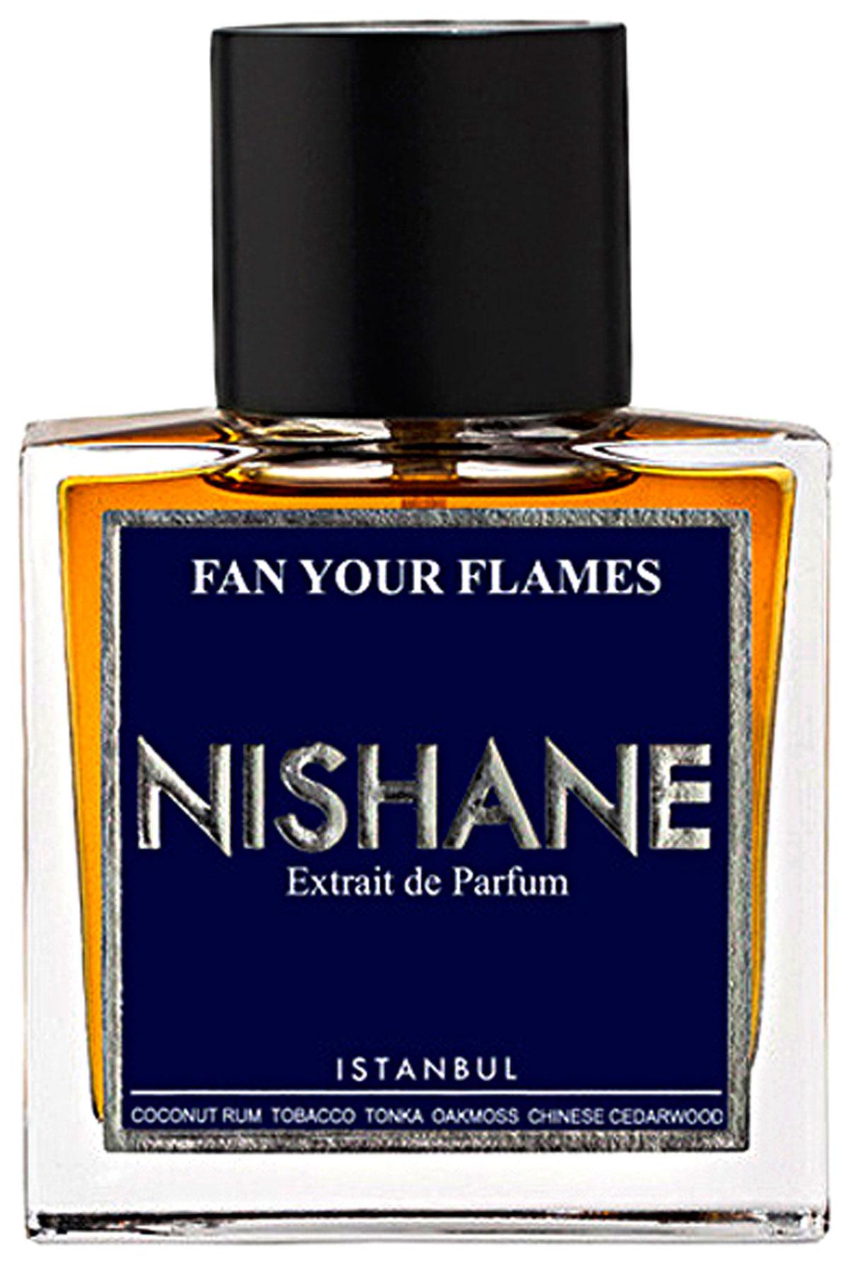 Nishane Fragrances for Men, Fan Your Flames - Extrait De Parfum - 50 Ml, 2019, 50 ml
