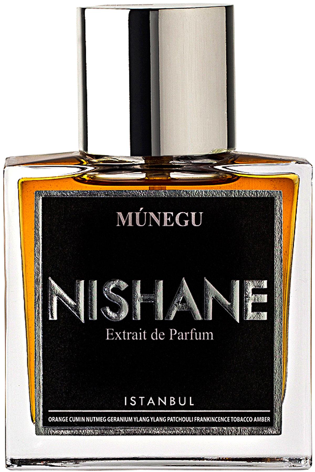 Nishane Fragrances for Men, Munegu - Extrait De Parfum - 50 Ml, 2019, 50 ml