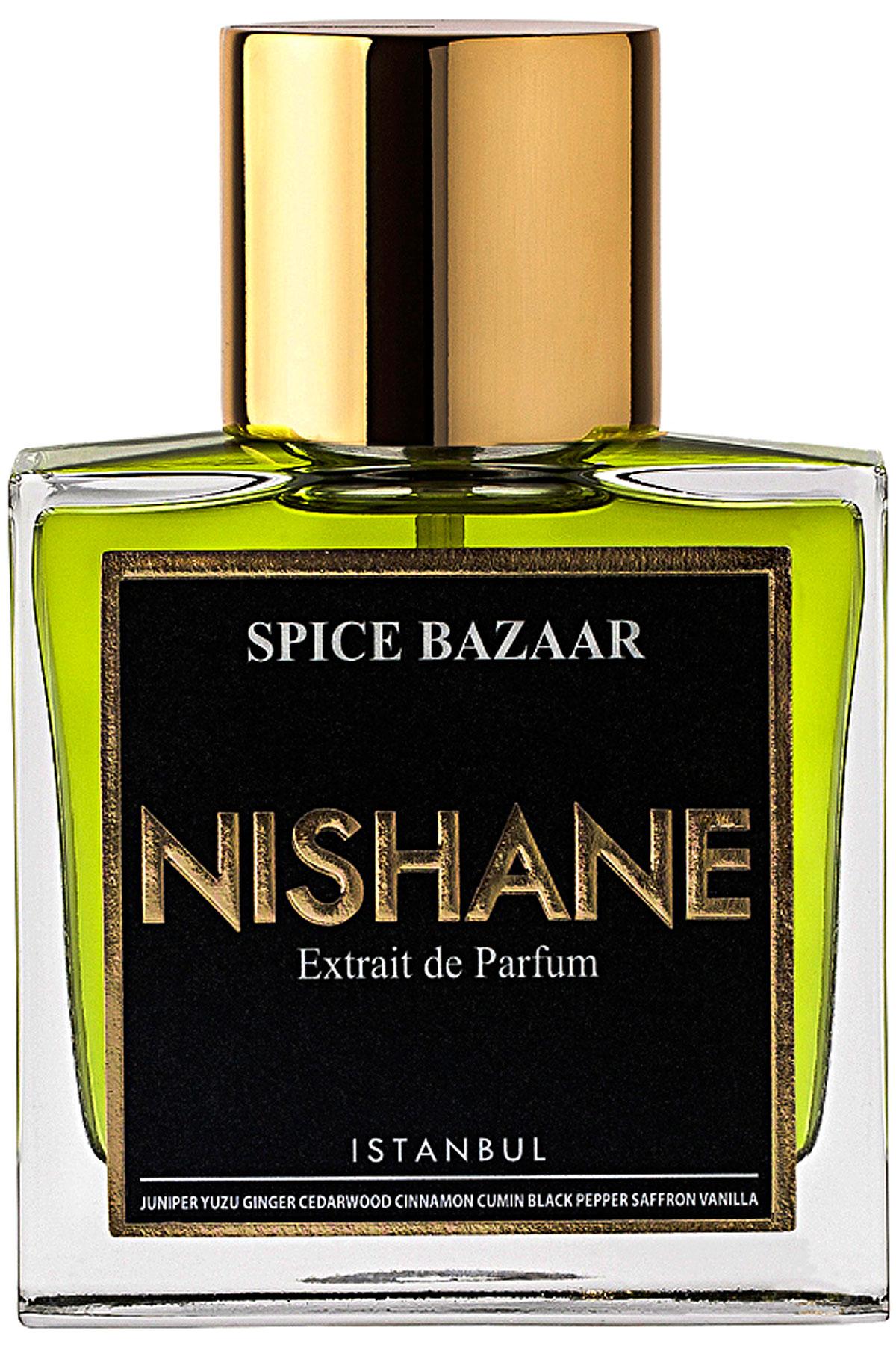 Nishane Fragrances for Men, Spice Bazaar - Extrait De Parfum - 50 Ml, 2019, 50 ml
