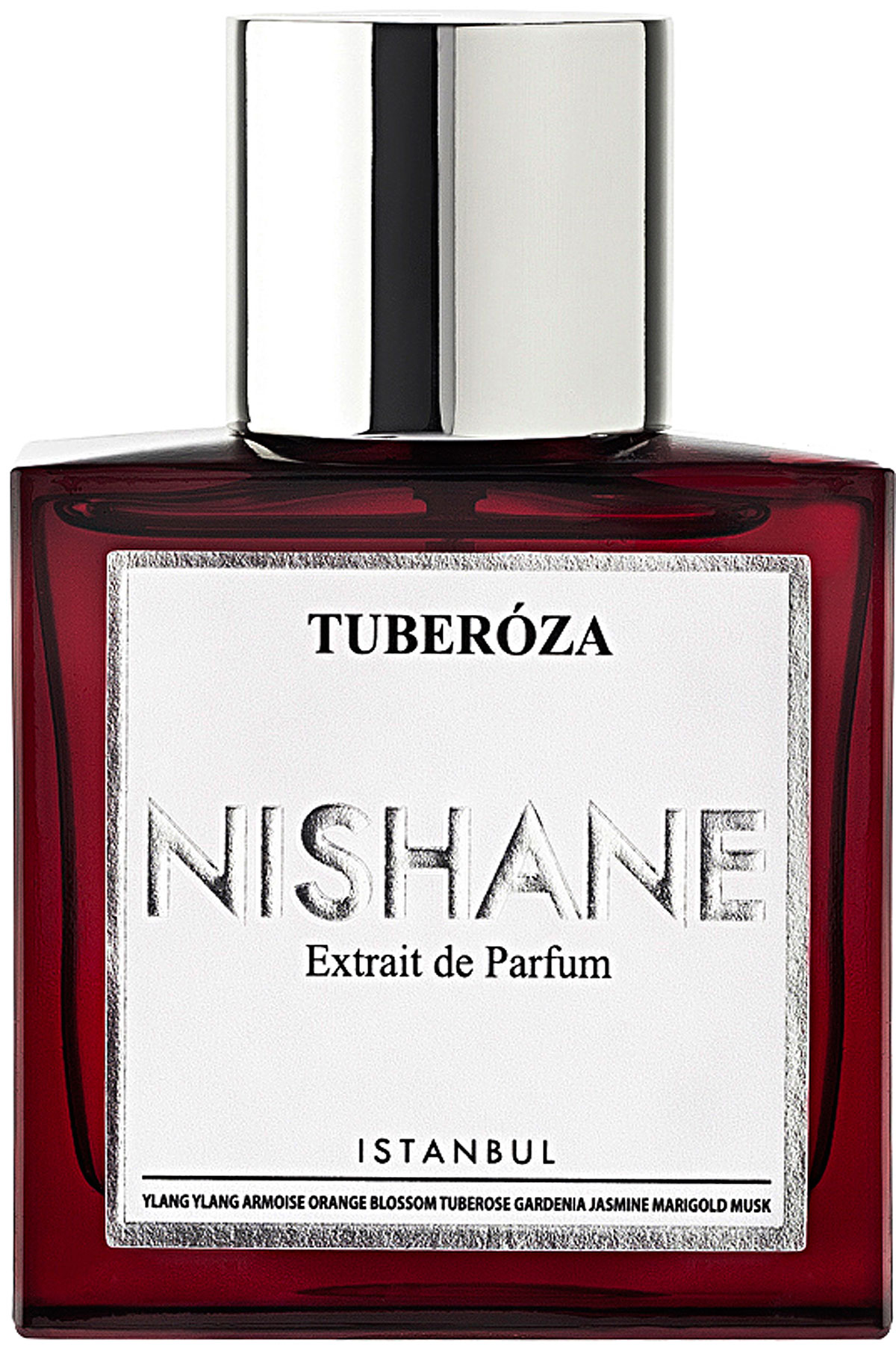 Nishane Fragrances for Men, Tuberoza - Extrait De Parfum - 50 Ml, 2019, 50 ml
