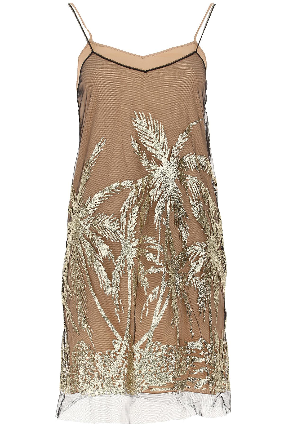 Image of Gilmar Dress for Women, Evening Cocktail Party, Pink, polyamide, 2017, UK 8 - US 6 - EU 40 UK 10 - US 8 - EU 42 UK 12 - US 10 - EU 44