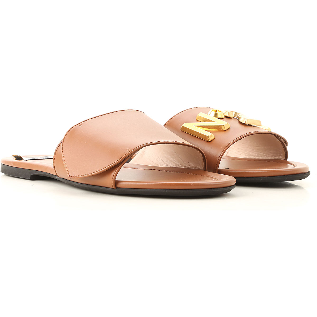 NO 21 Sandals for Women On Sale, Leather, Leather, 2019, 10 11 7 9