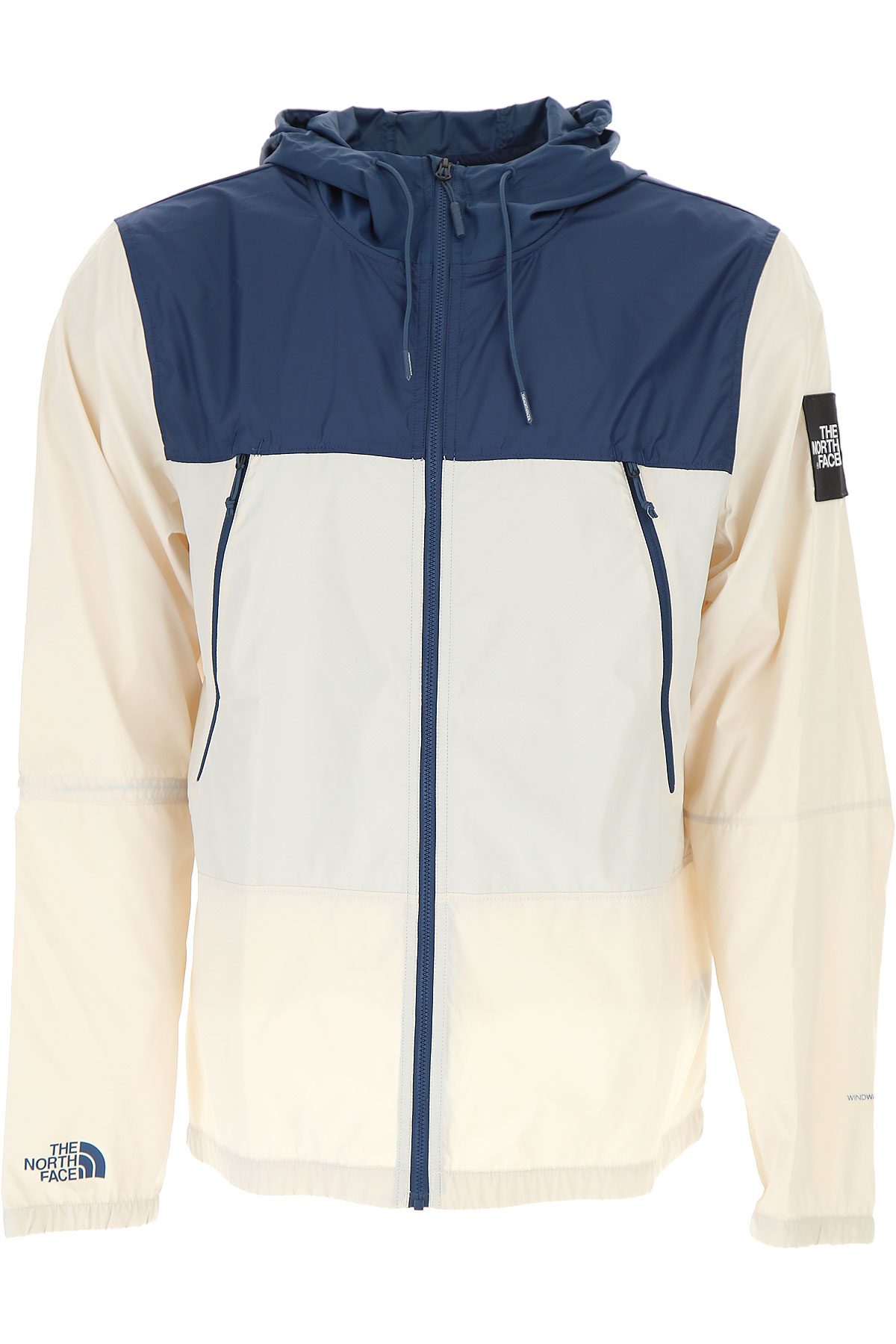 Image of The North Face Mens Clothing On Sale, Baltic Blue, polyester, 2017, L M S