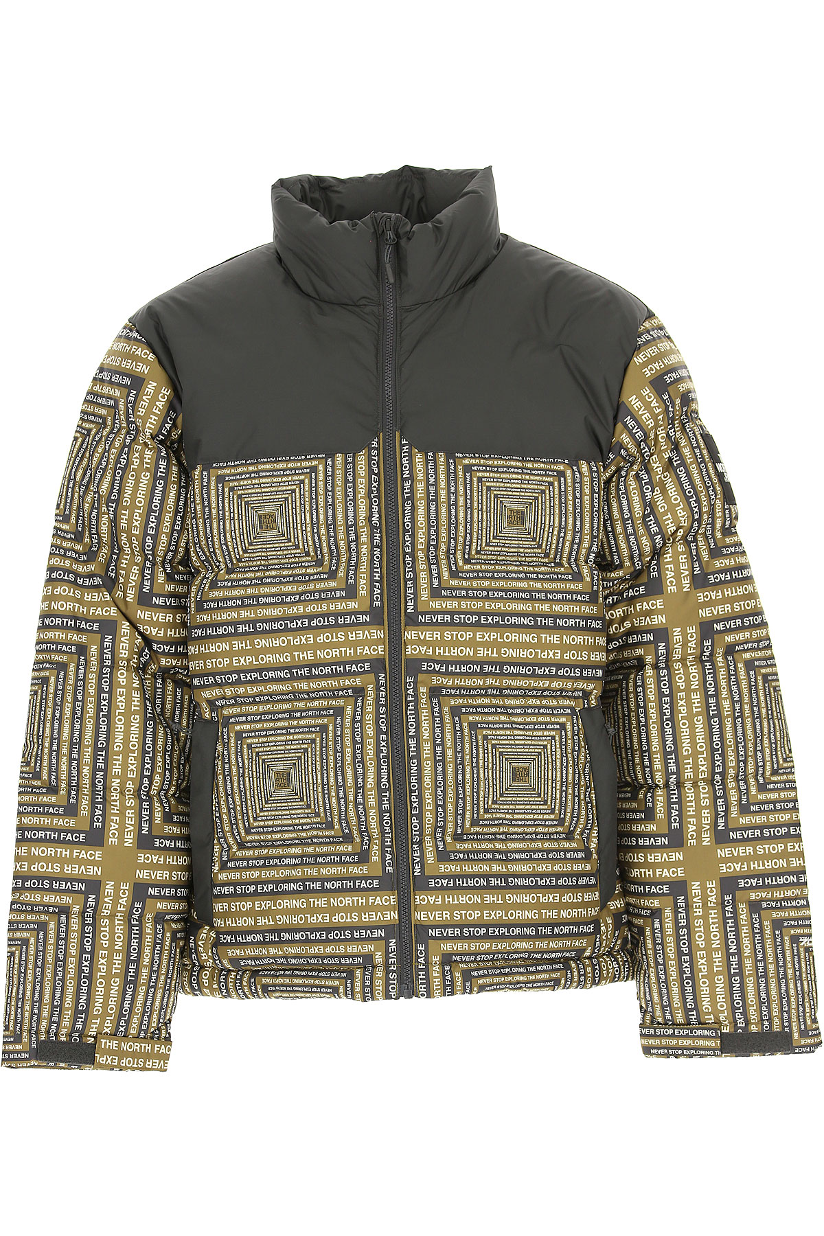 Image of The North Face Down Jacket for Men, Puffer Ski Jacket, Multicolor, polyester, 2017, L M S XL