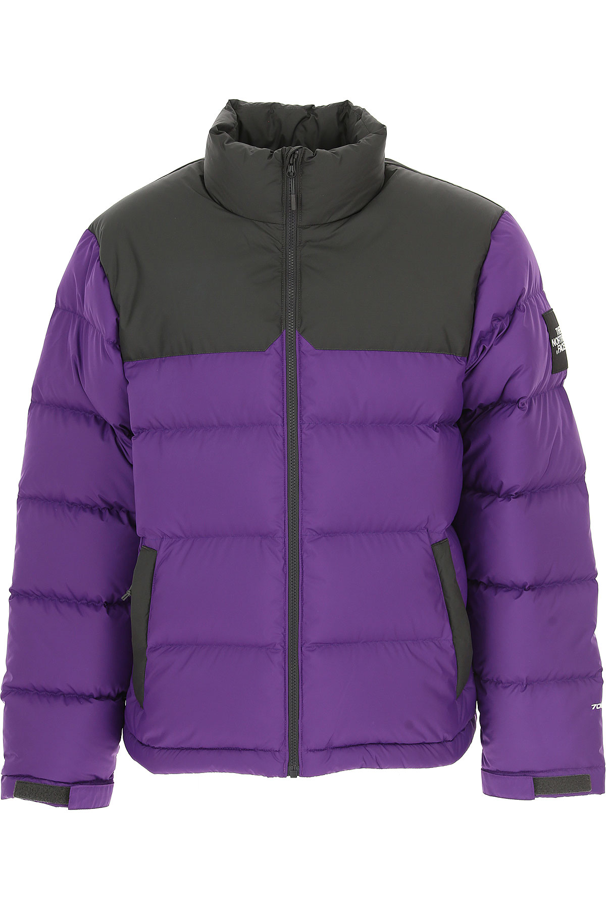 Image of The North Face Down Jacket for Men, Puffer Ski Jacket, Violet, Down, 2017, L S XL