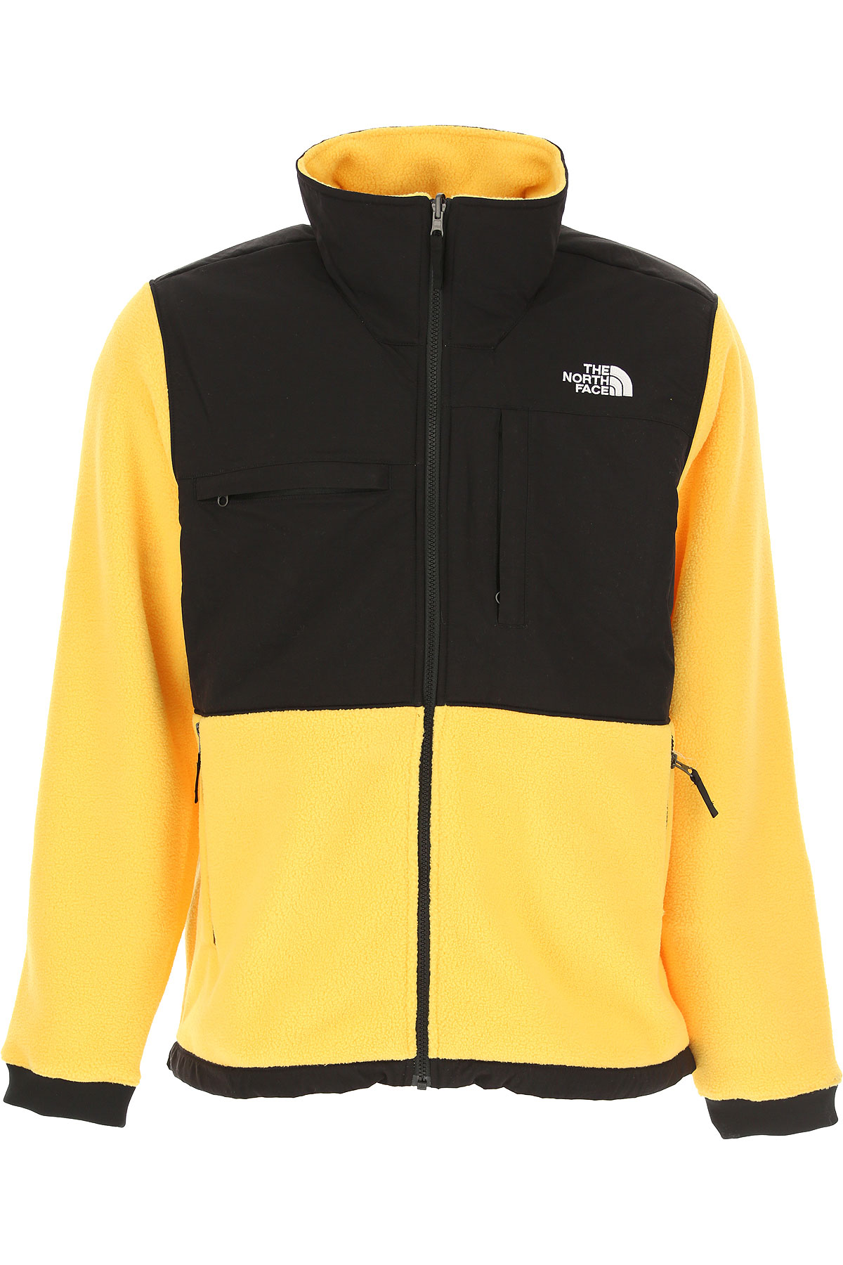 The North Face Jacket for Men On Sale, Yellow, polyestere, 2019, L M S