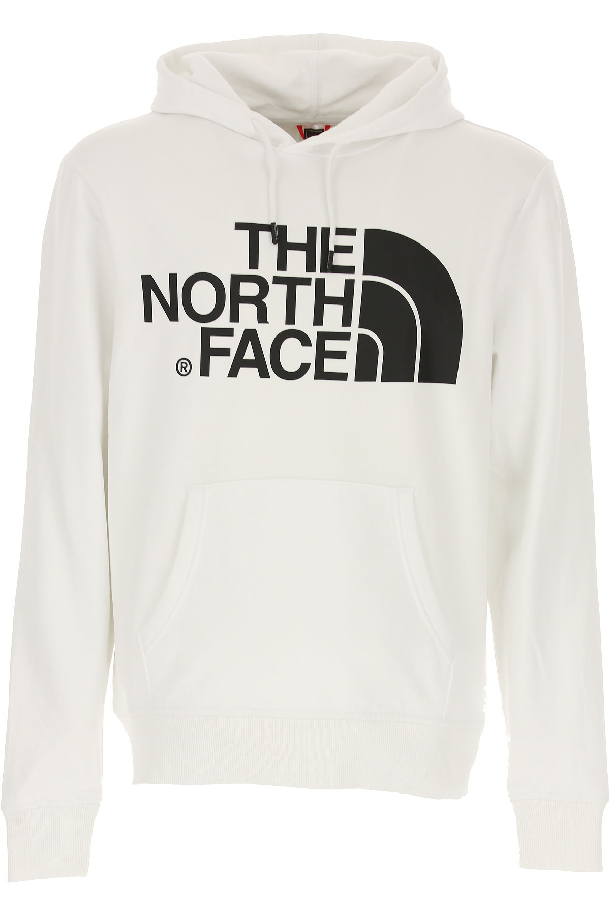 The North Face Sweatshirt for Men On Sale, White, Cotton, 2019, M S