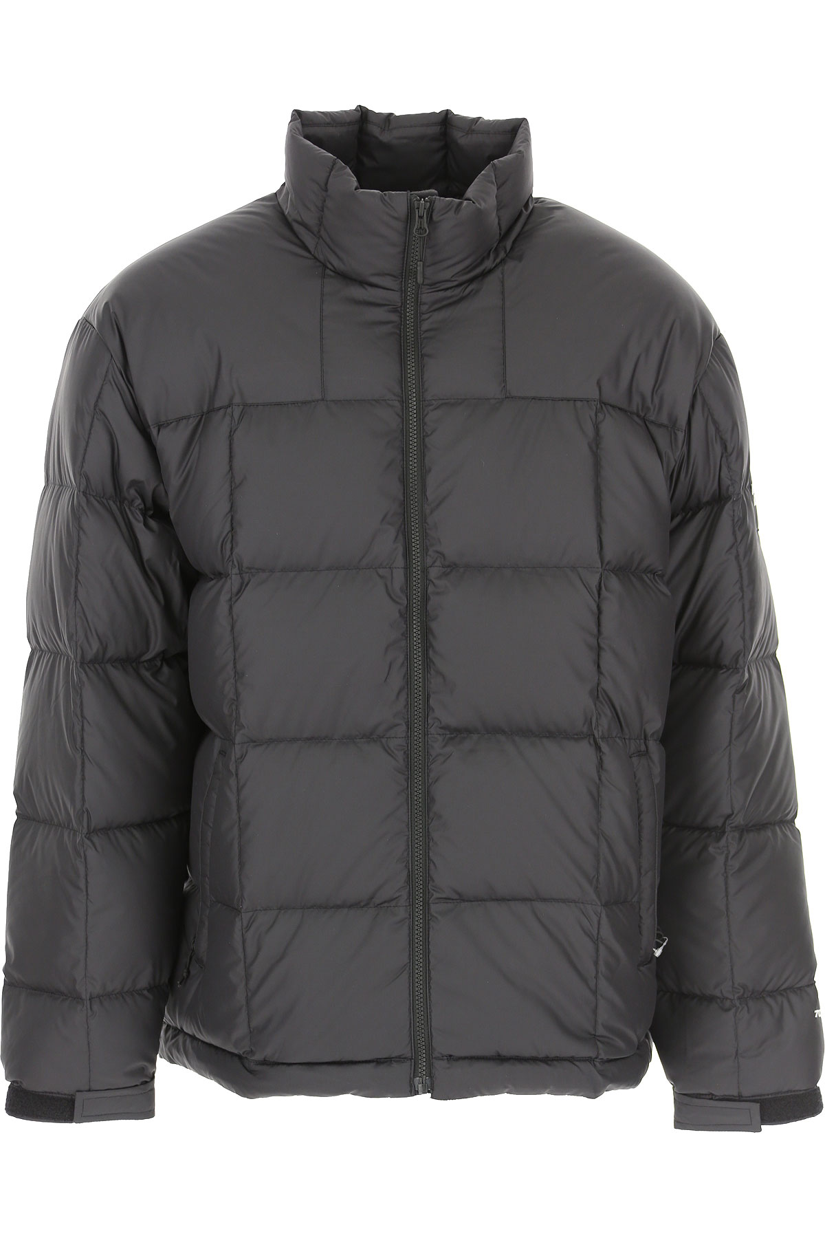 The North Face Down Jacket for Men, Puffer Ski Jacket On Sale, Black, polyestere, 2019, L M S XL XS