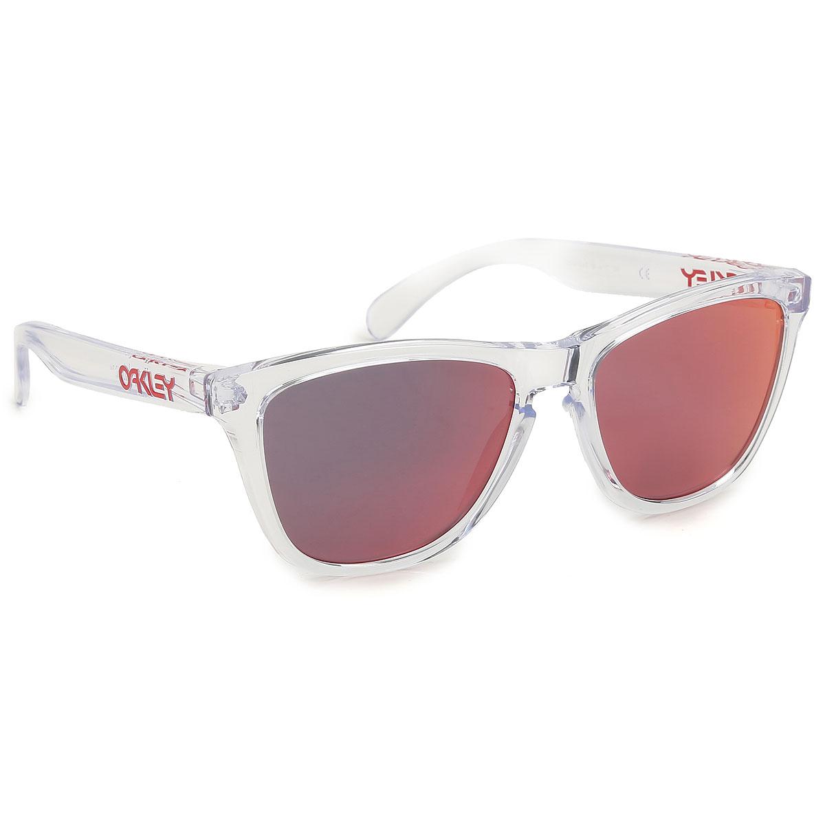 Oakley Sunglasses On Sale, Crystal, 2019