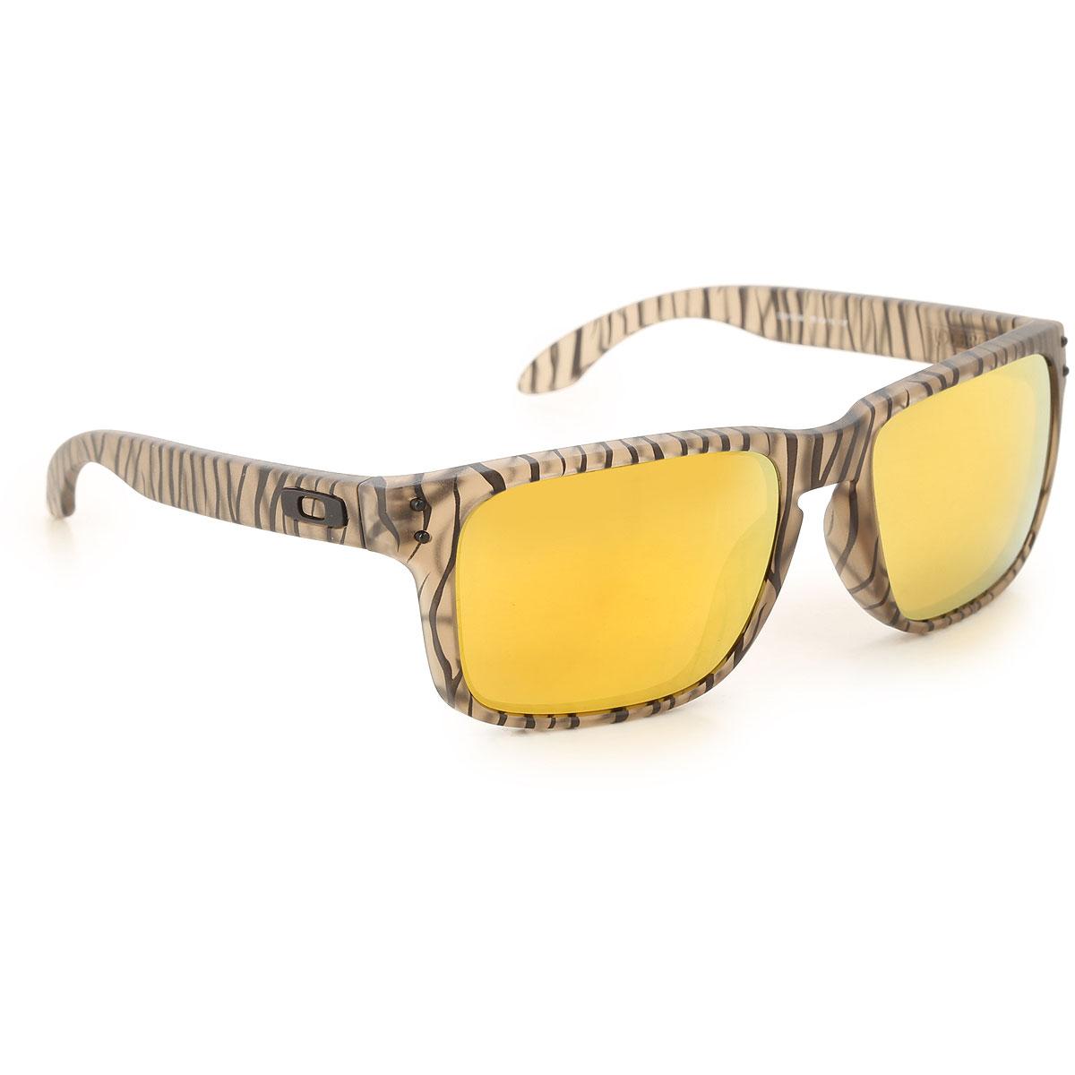 Oakley Sunglasses On Sale, Matt Striped Brown, 2019